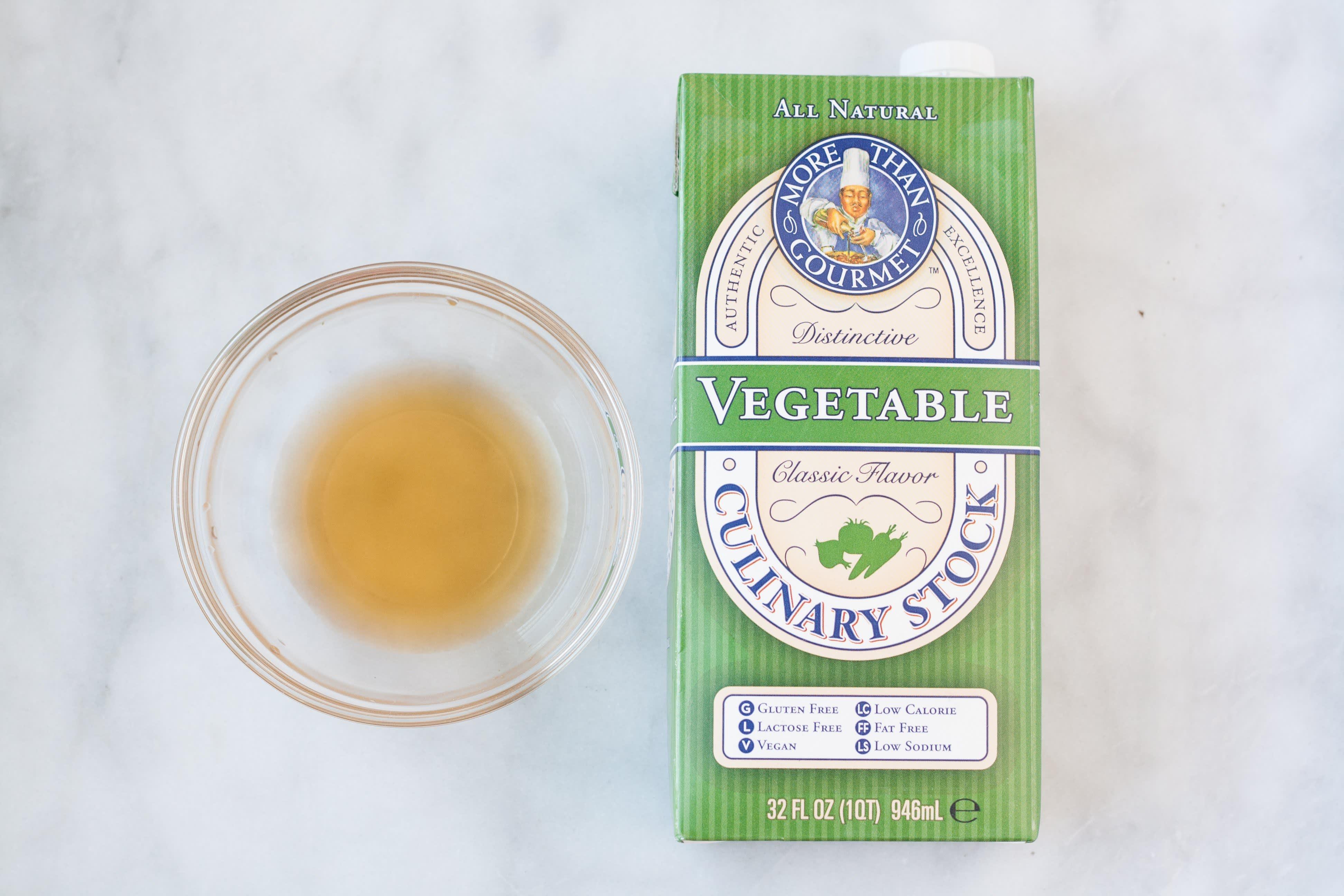 More than Gourmet Vegetable Broth