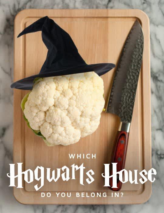 Harry Potter Cauliflower