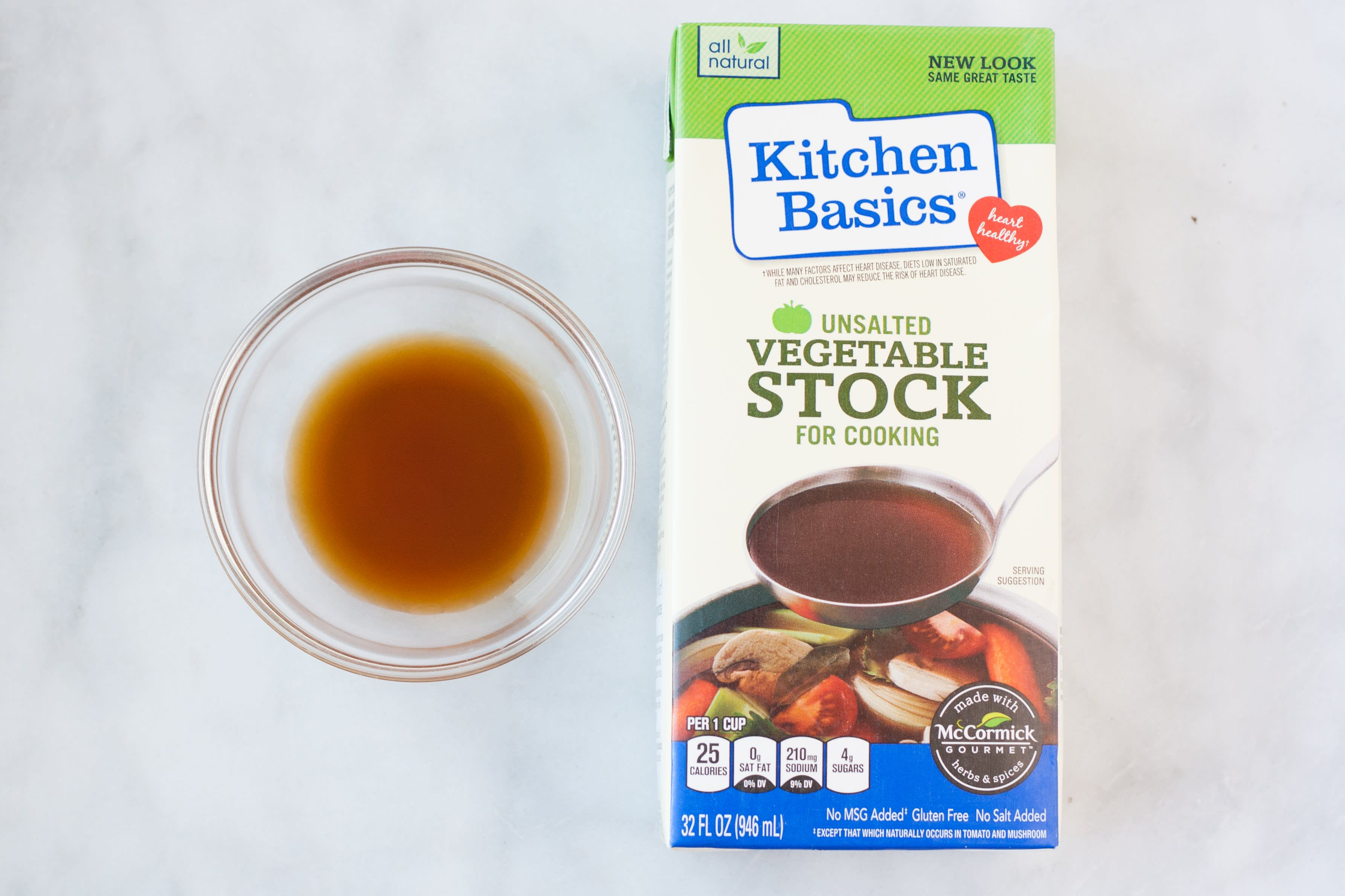 Kitchen Basics Vegetable Stock