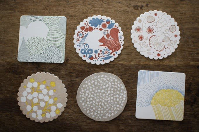 Leave a Mark with These 15 Creative Coaster Gift Sets: gallery image 4