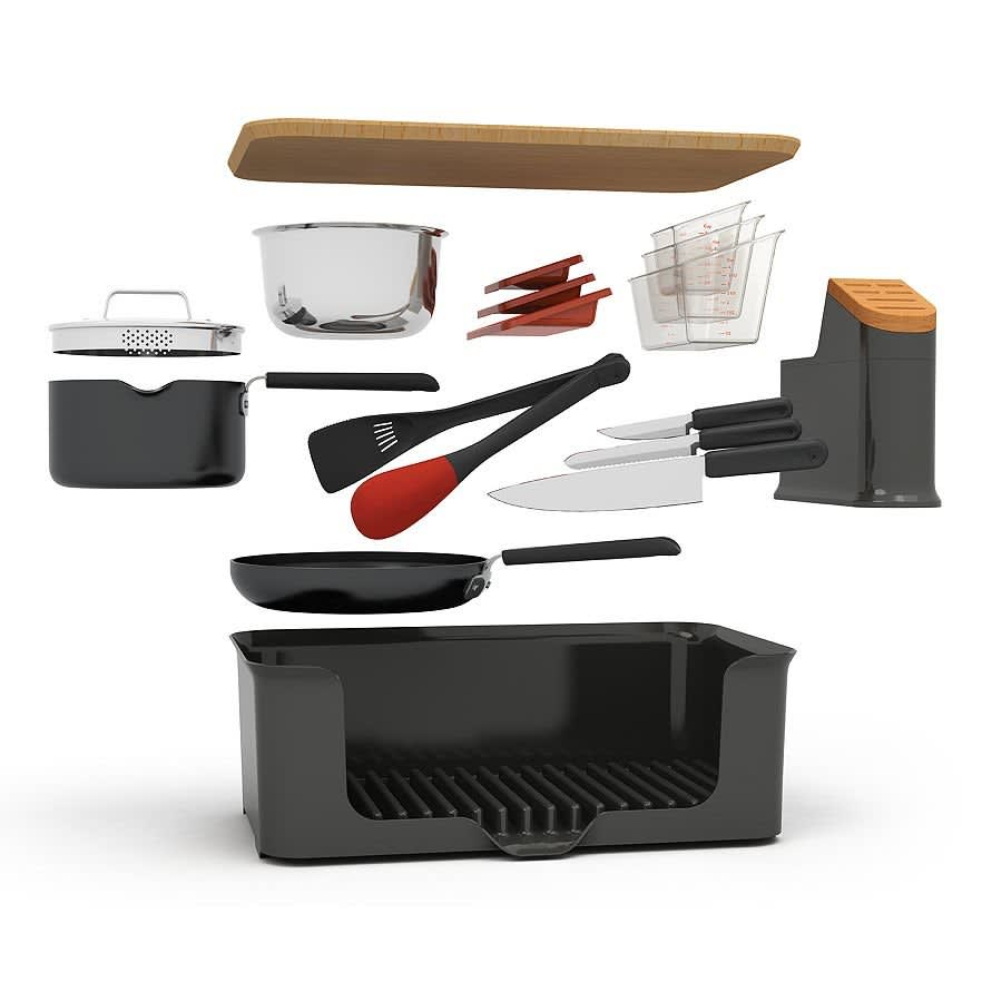 This Is the Only Kitchenware Set You Need (Yes, Really): gallery image 1