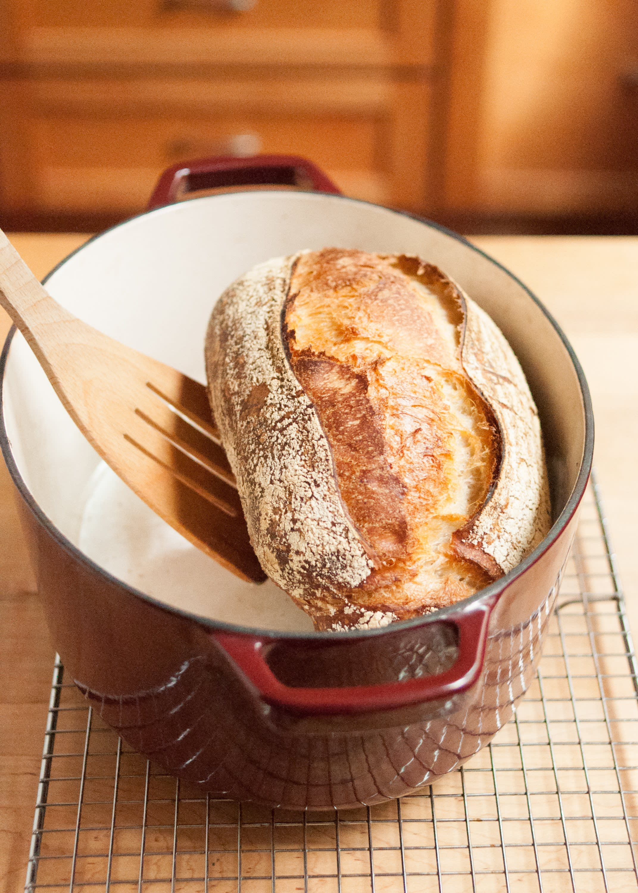 How To Make Sourdough Bread: gallery image 61