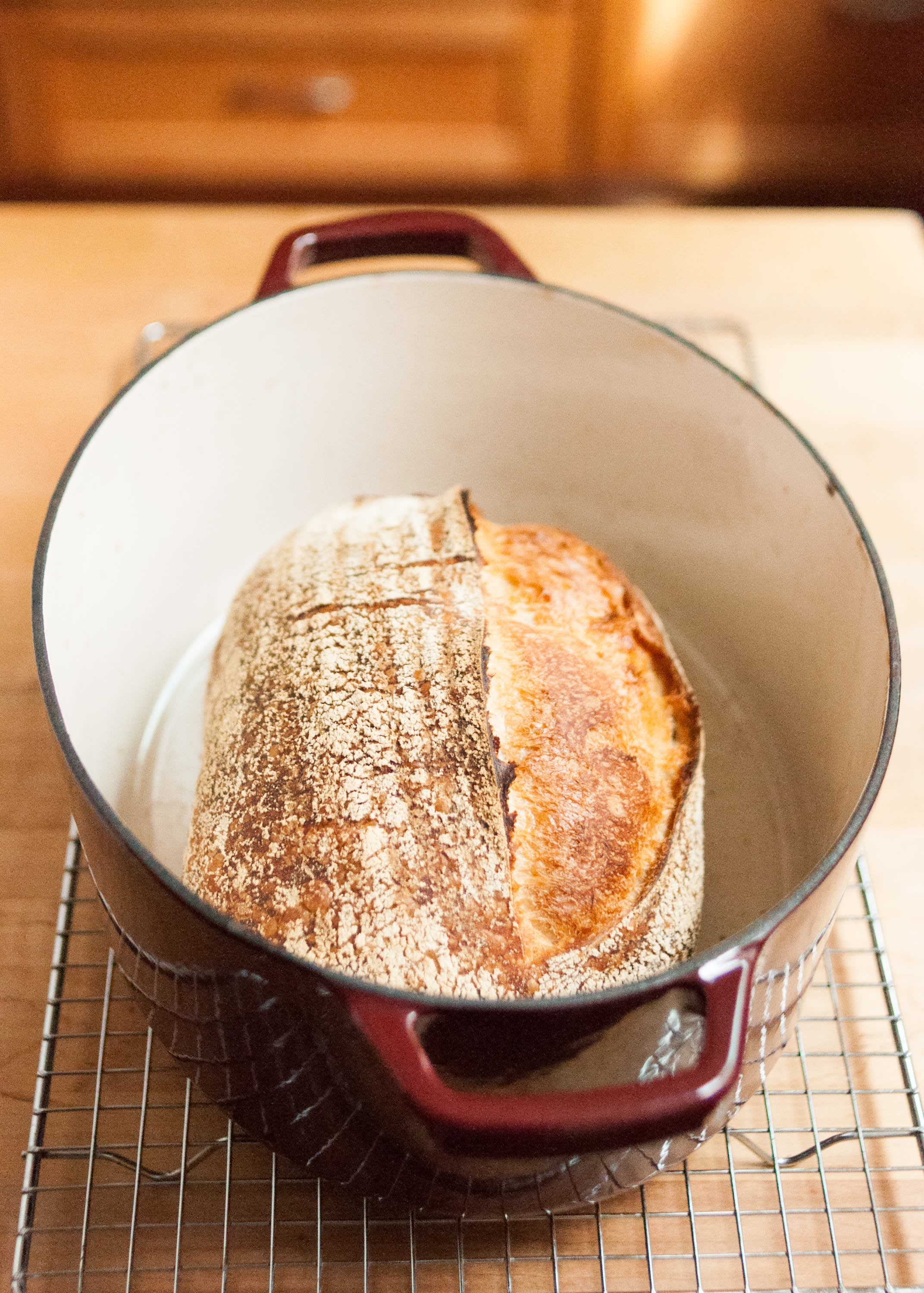 How To Make Sourdough Bread: gallery image 60