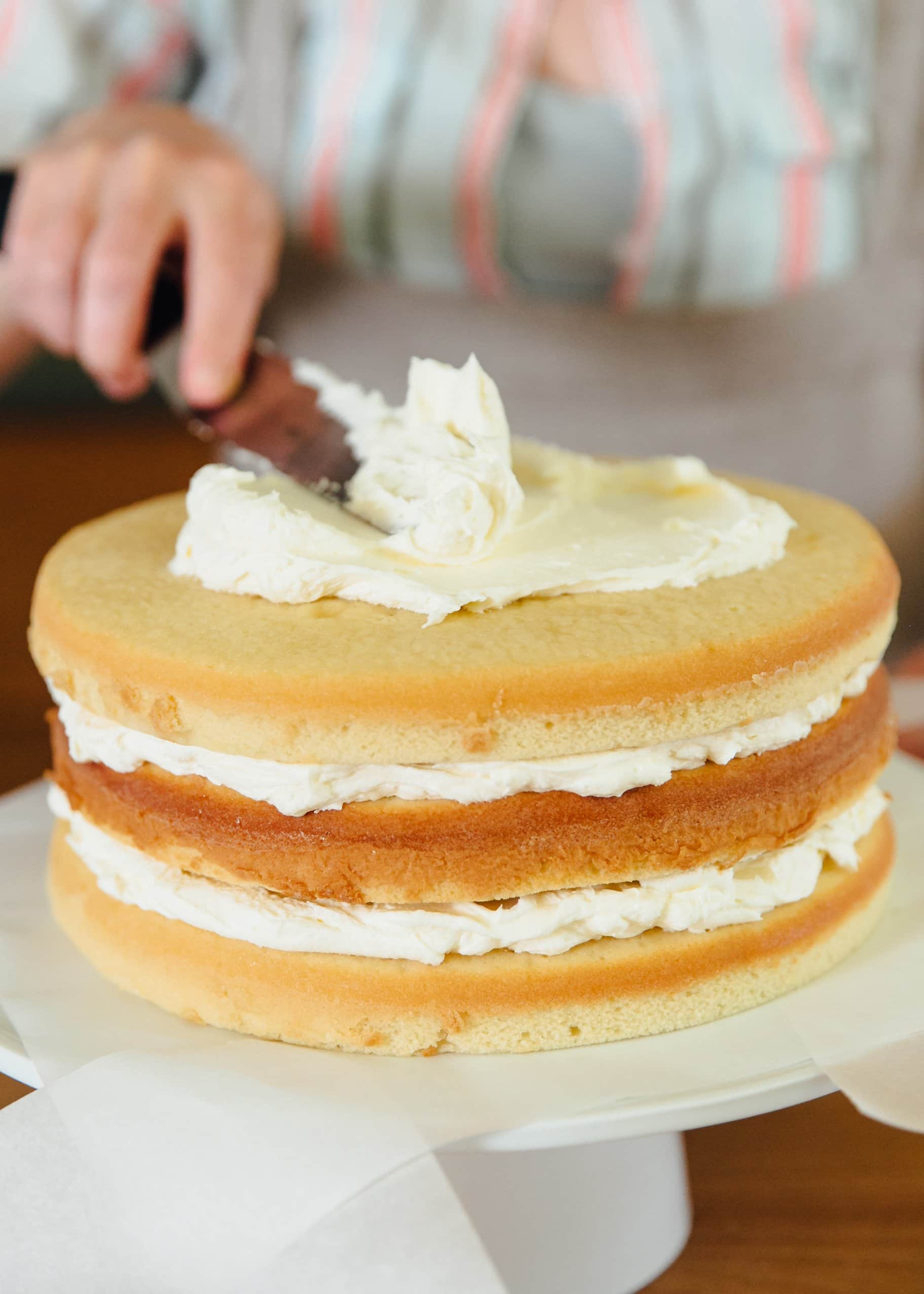 How To Make a Cake from Scratch: gallery image 27