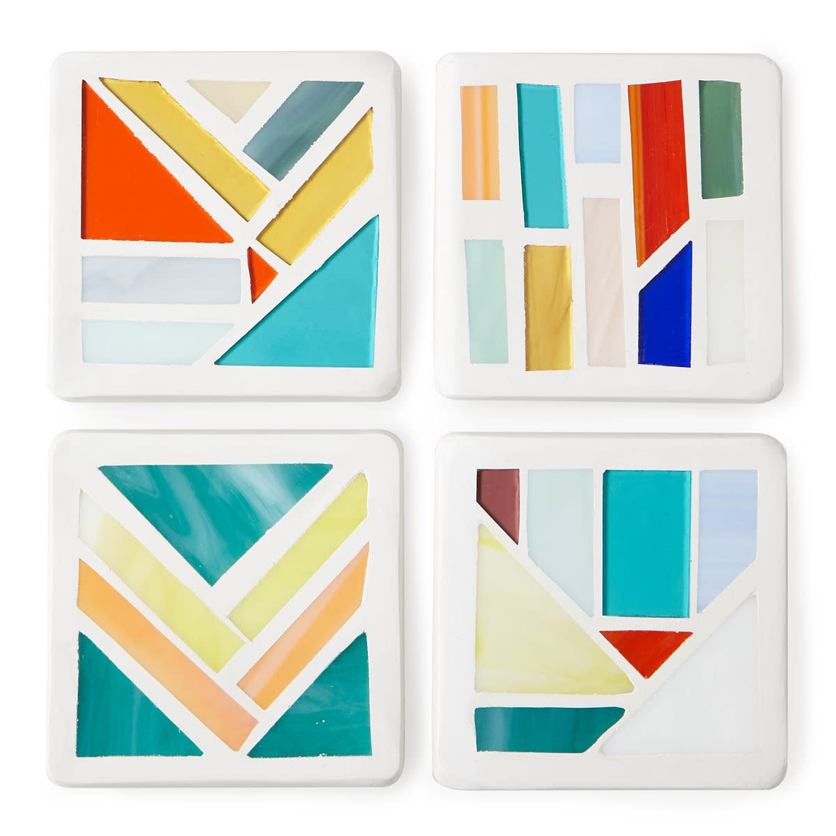 Stained Glass Coasters