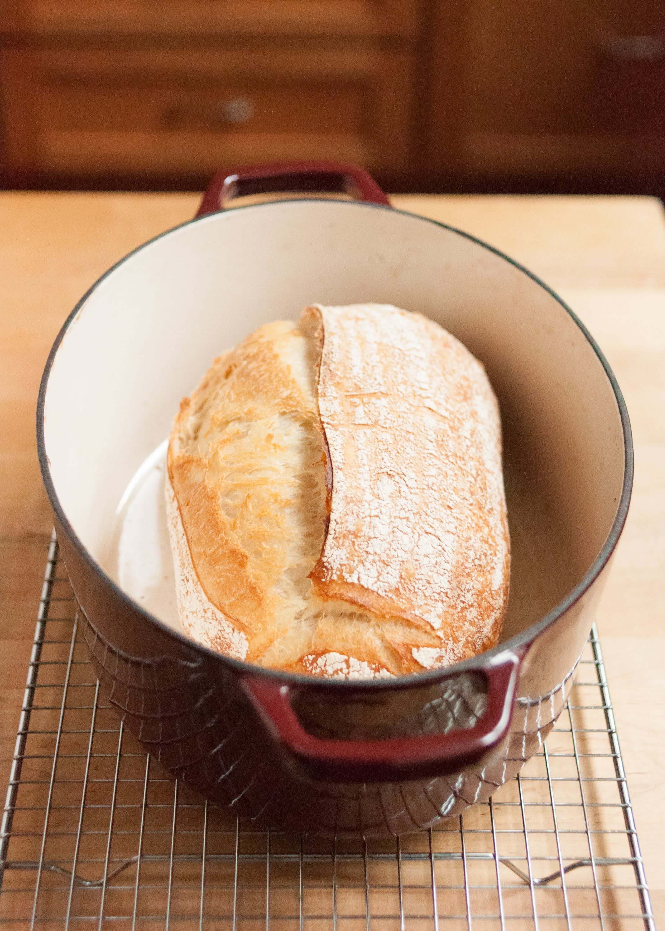 How To Make Sourdough Bread: gallery image 59