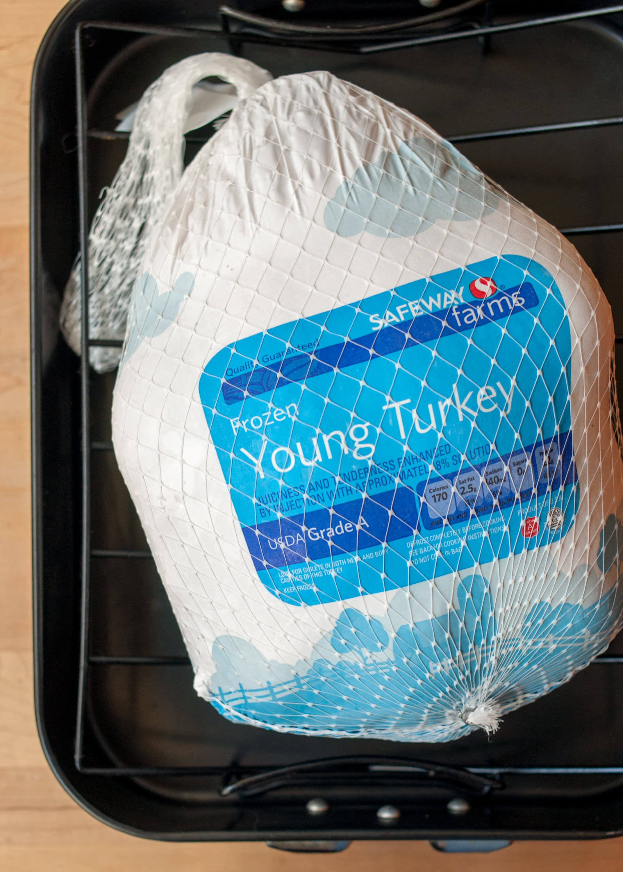 How To Safely Thaw a Turkey: gallery image 1