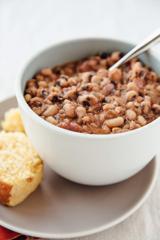 Black-Eyed Pea Stew