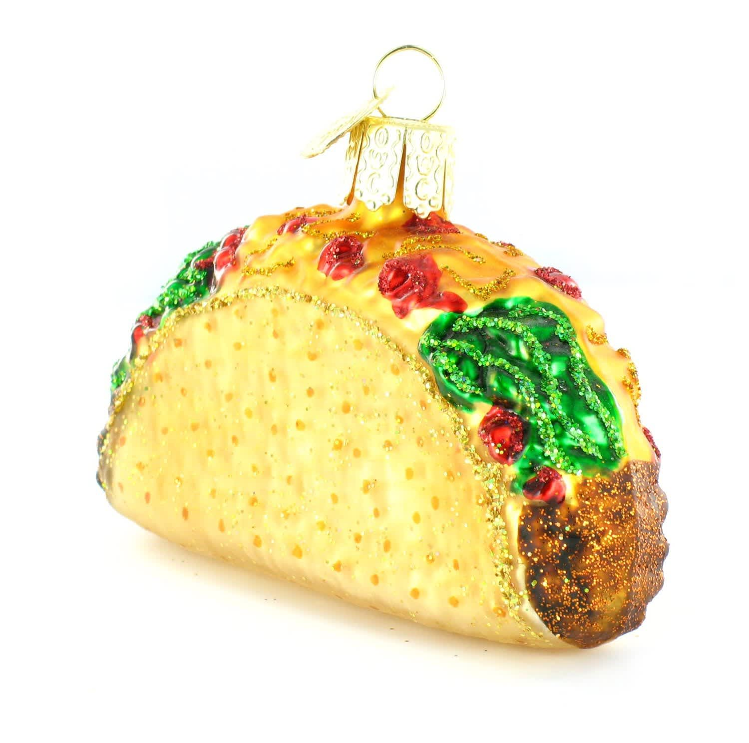 15 Food-Themed Ornaments You Need on Your Tree: gallery image 1