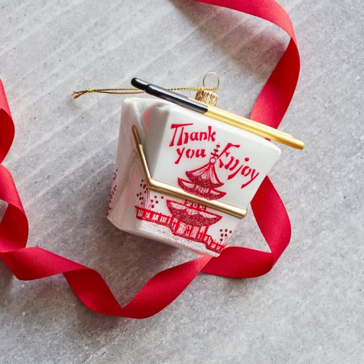 15 Food-Themed Ornaments You Need on Your Tree: gallery image 10