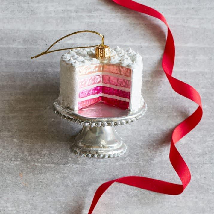 Layer cake ornament