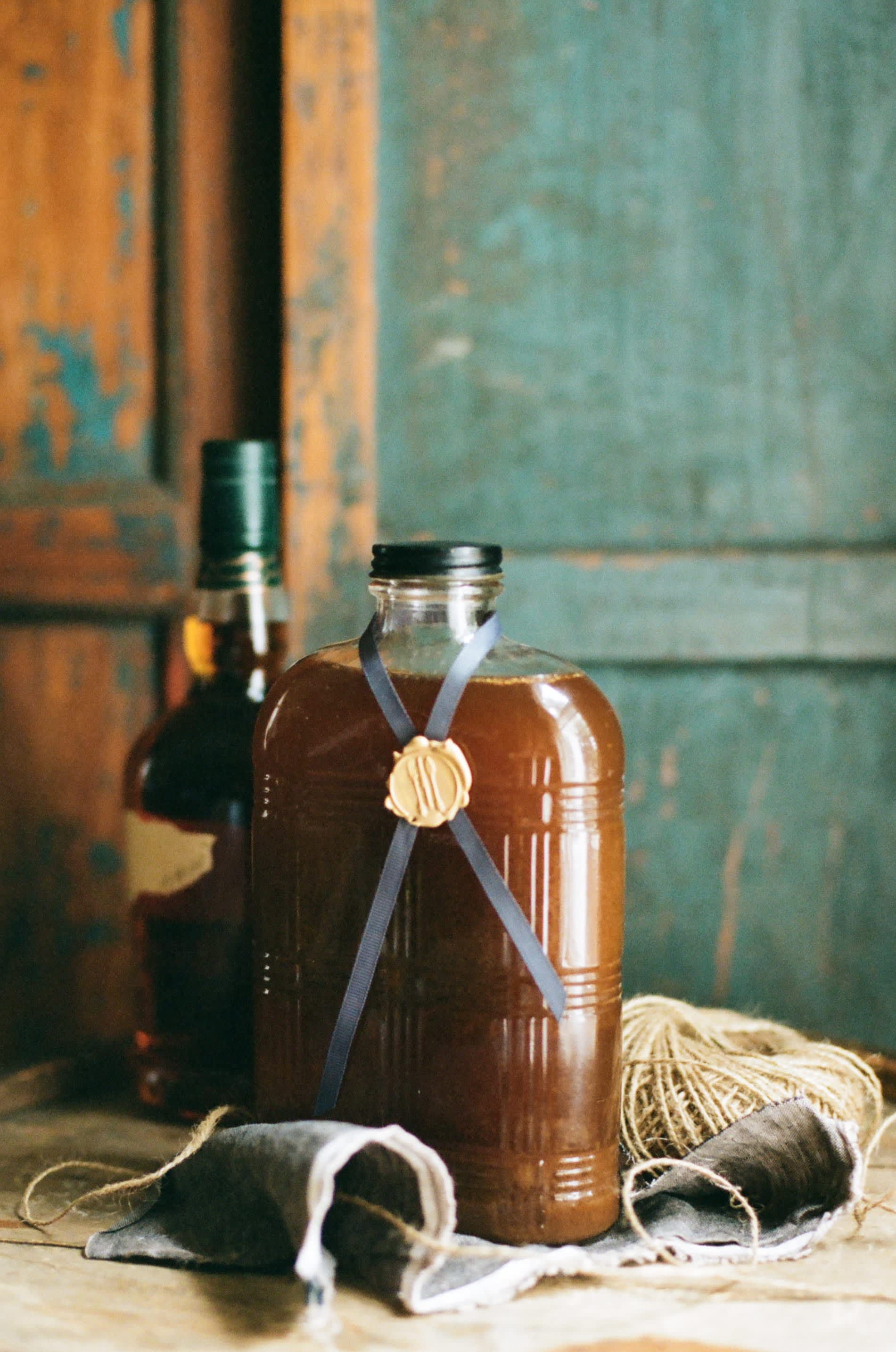 Cider-Chai Syrup