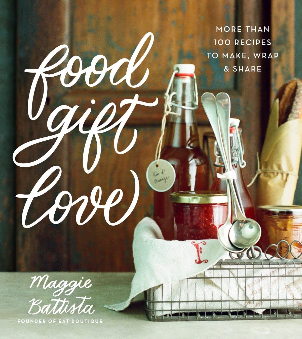 Food Gift Love Cookbook