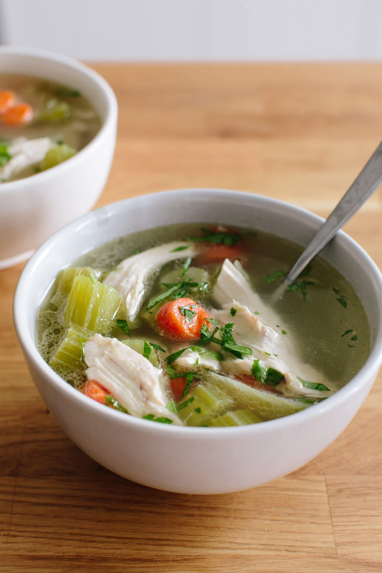 How To Cook Best Chicken Soup
