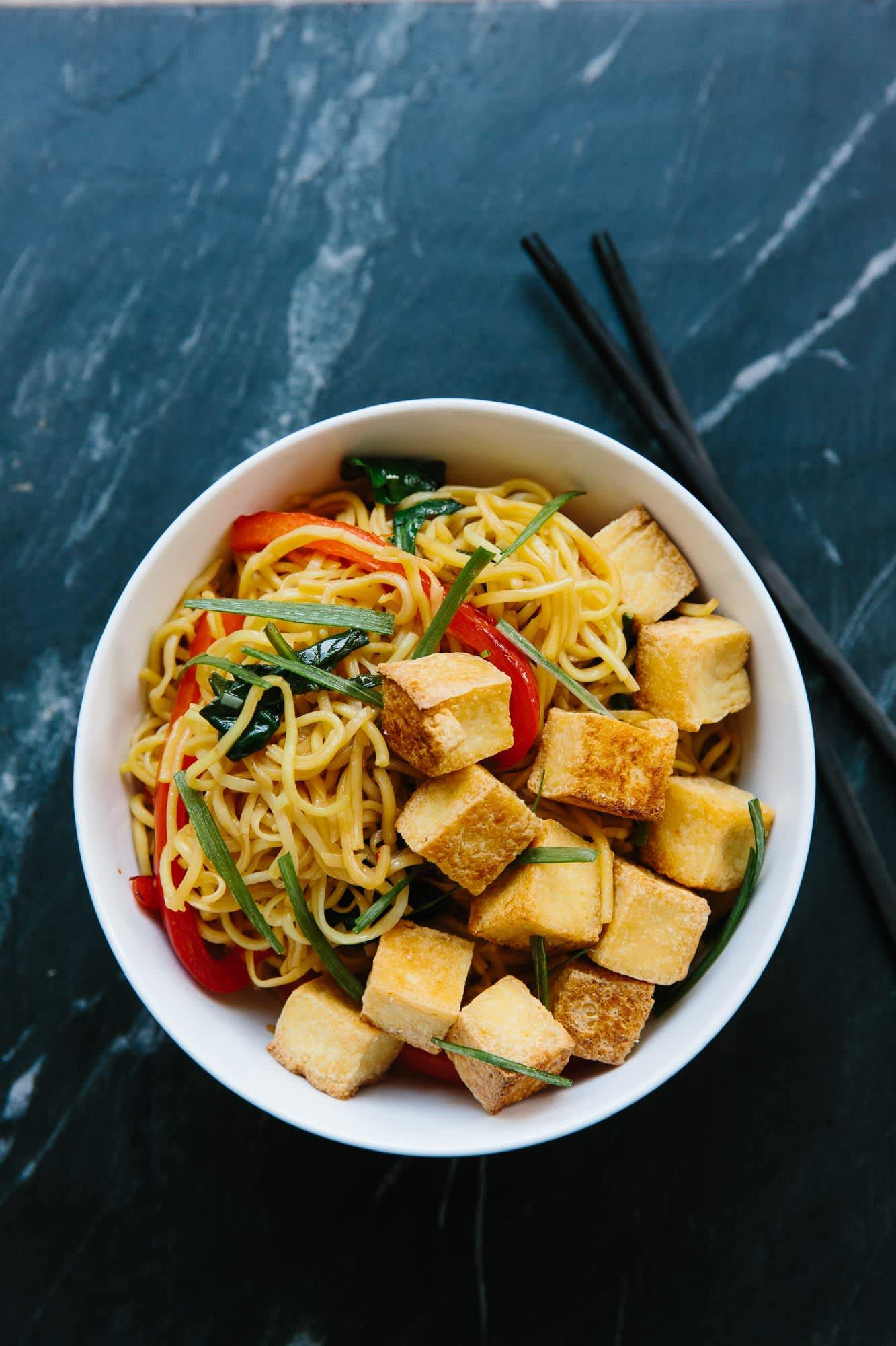 How To Stir-Fry Tofu: gallery image 10