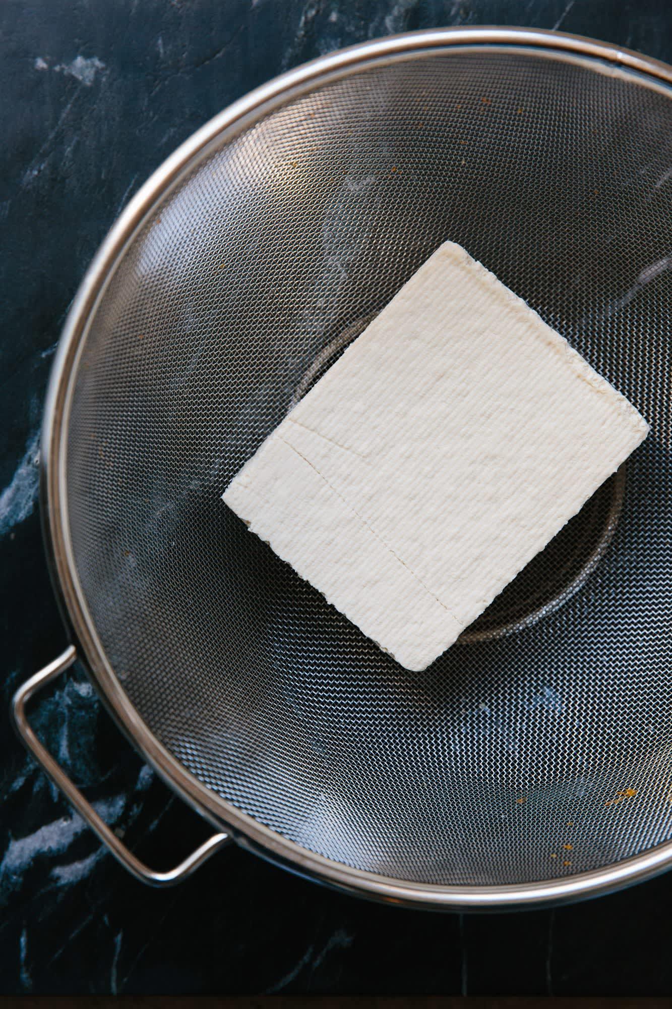How To Stir-Fry Tofu: gallery image 1