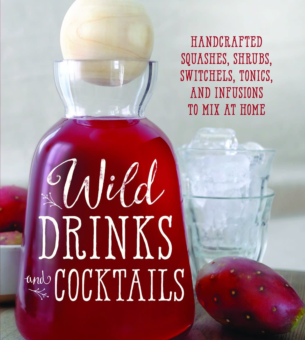 Wild Drinks & Cocktails by Emily Han Bookcover
