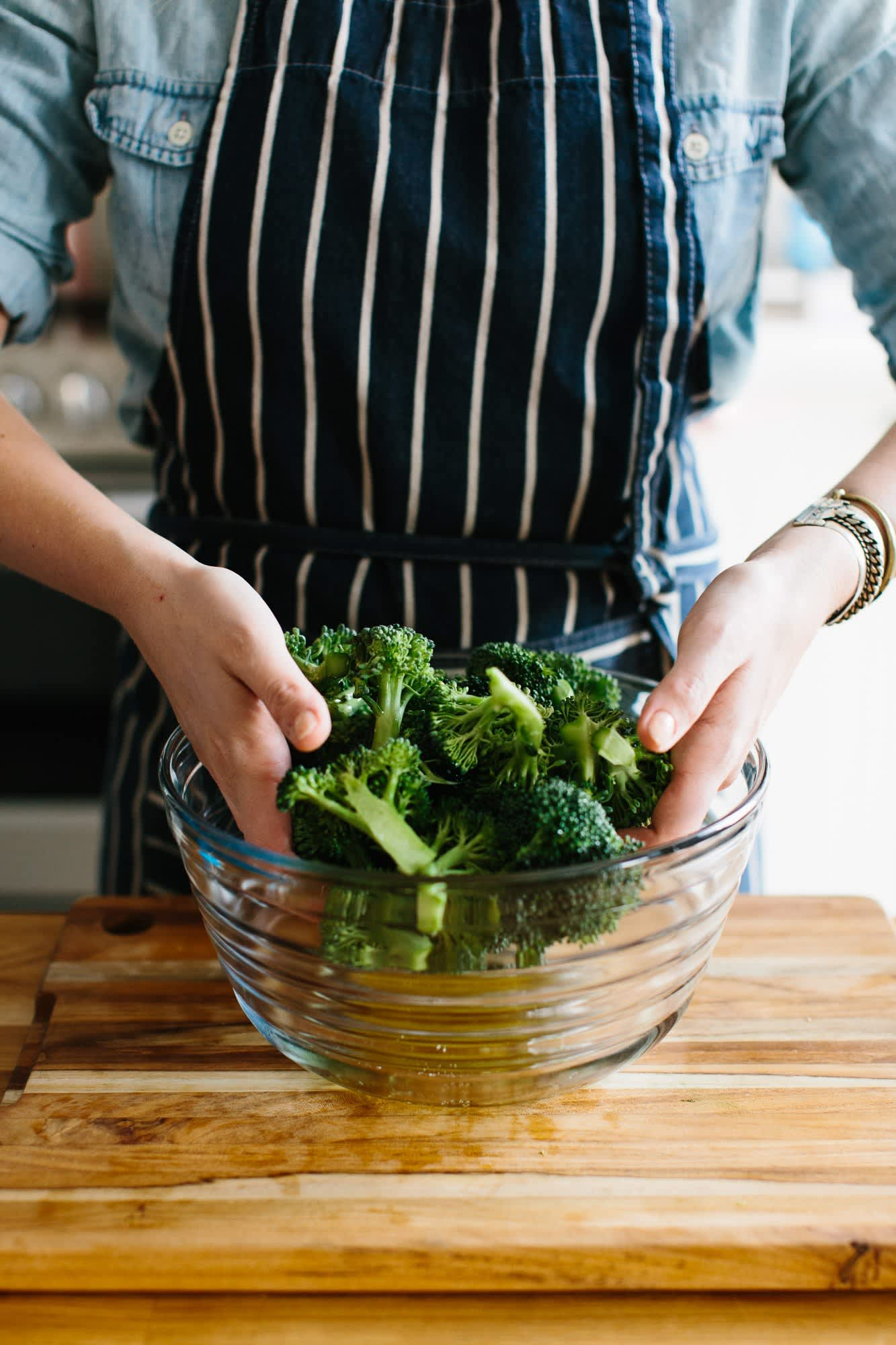 How To Make Roasted Broccoli: gallery image 4
