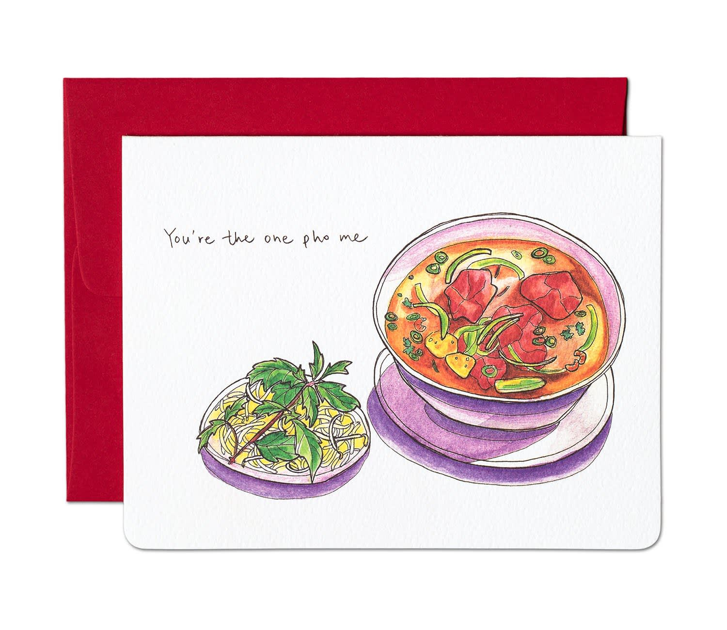 10 Valentine's Day Cards for Food Enthusiasts (and Pun Lovers): gallery image 7