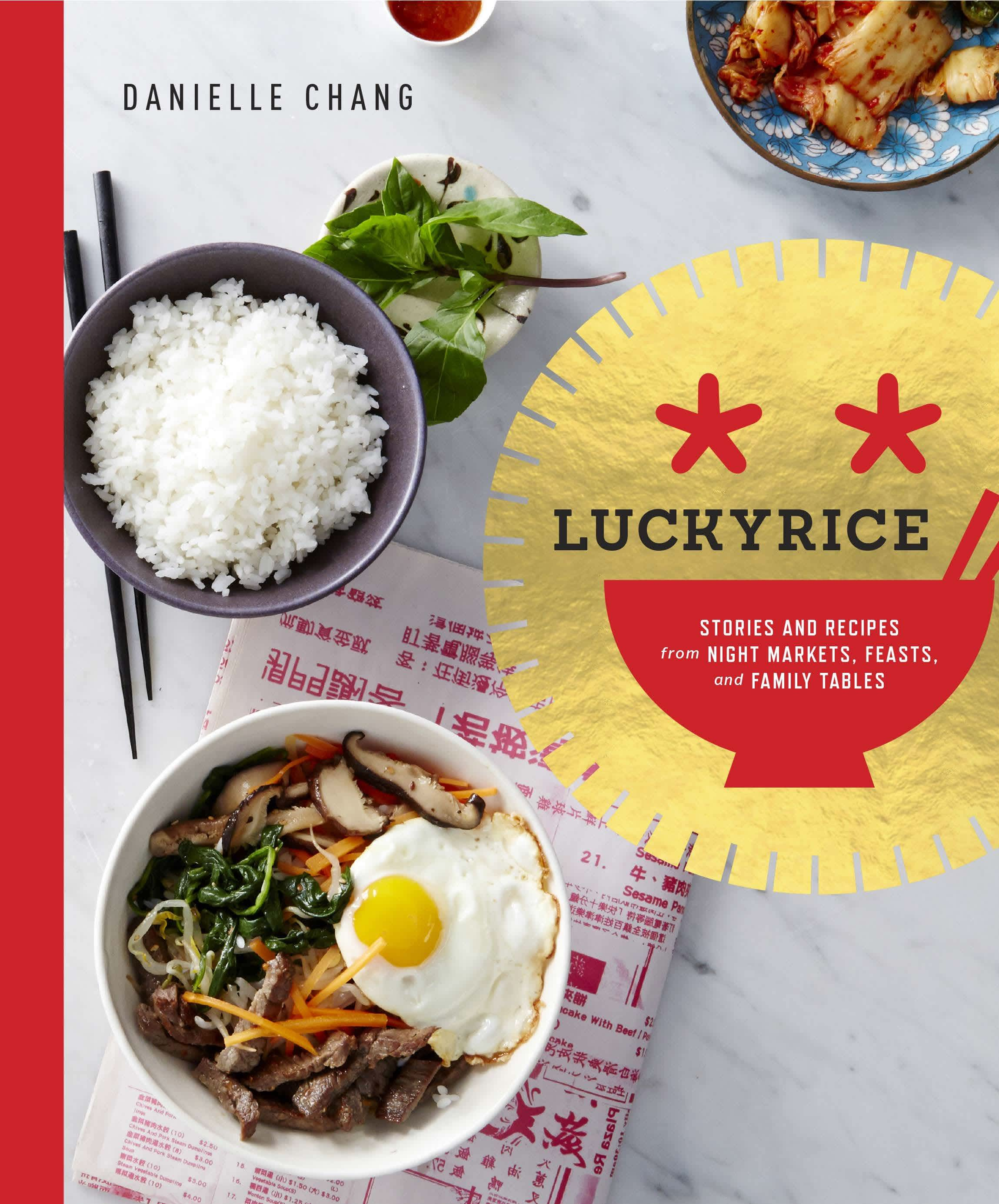 Lucky Rice Book Cover