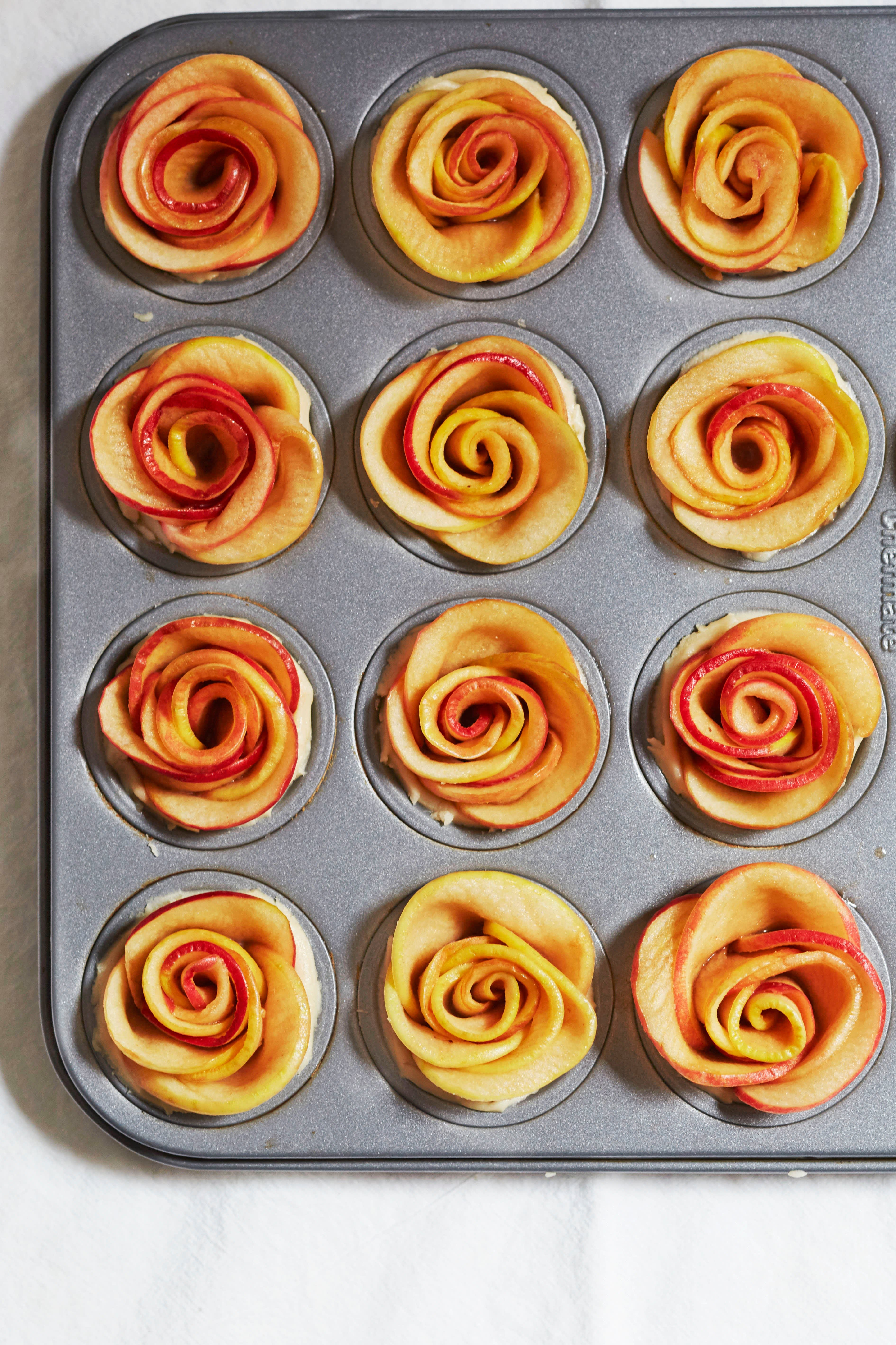 Recipe Mini Apple Rose Pies Kitchn