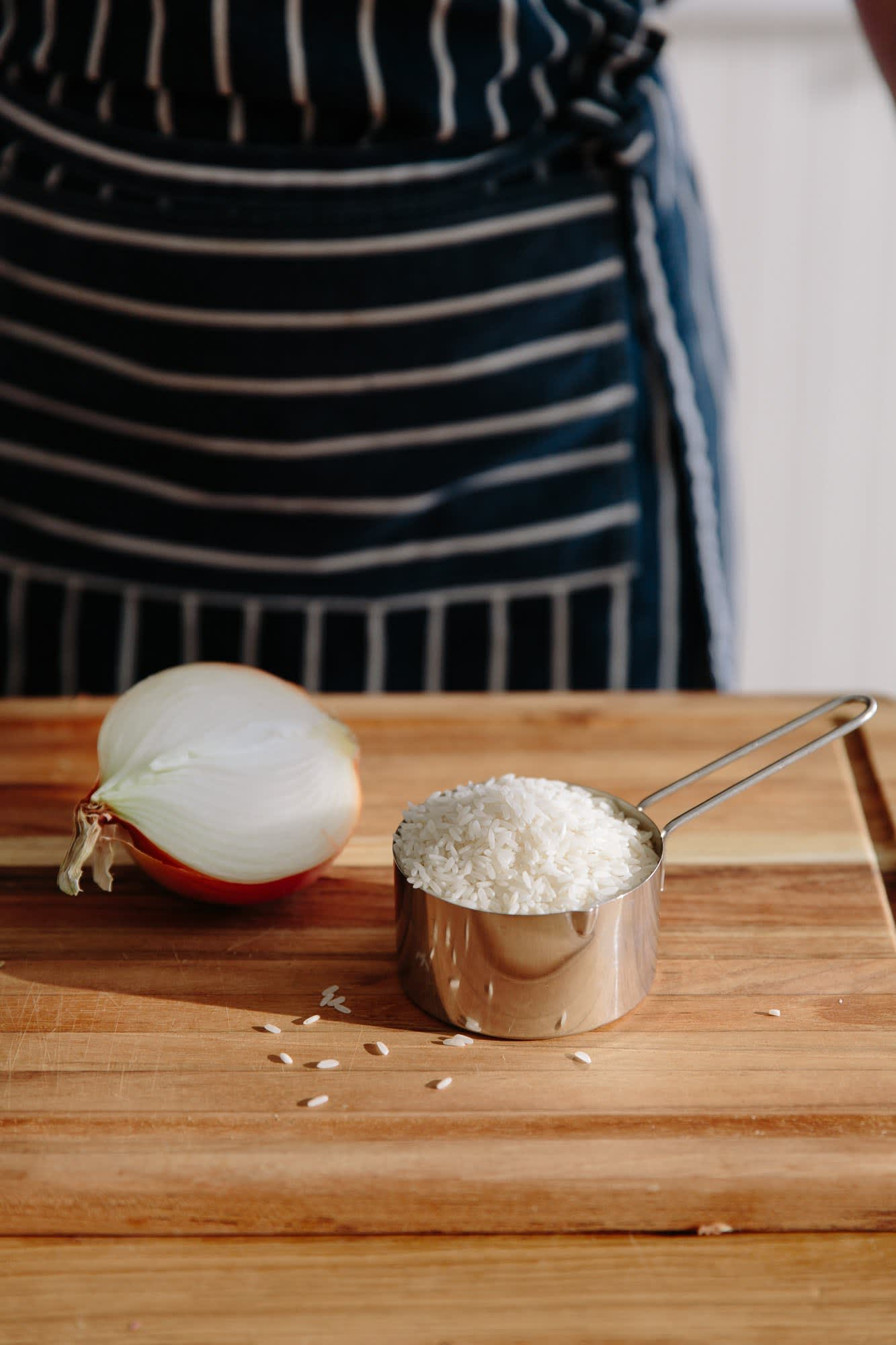 How To Make a Simple Rice Pilaf: gallery image 1