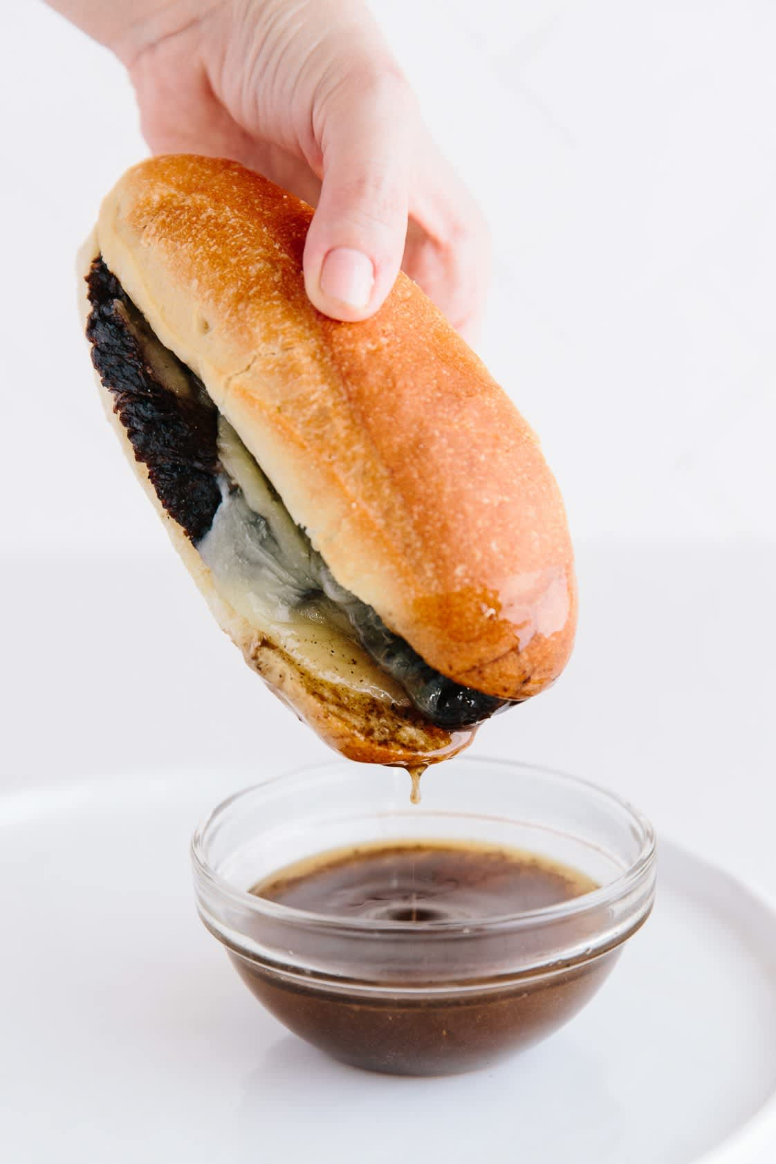 How To Make Slow Cooker French Dip Sandwiches: gallery image 19
