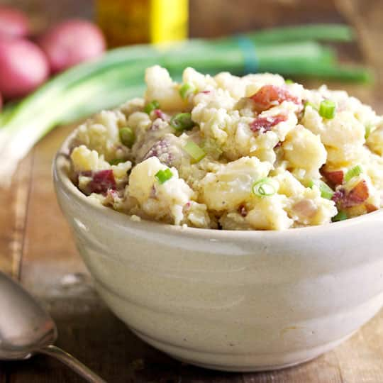 What's Your Potato Salad Style?