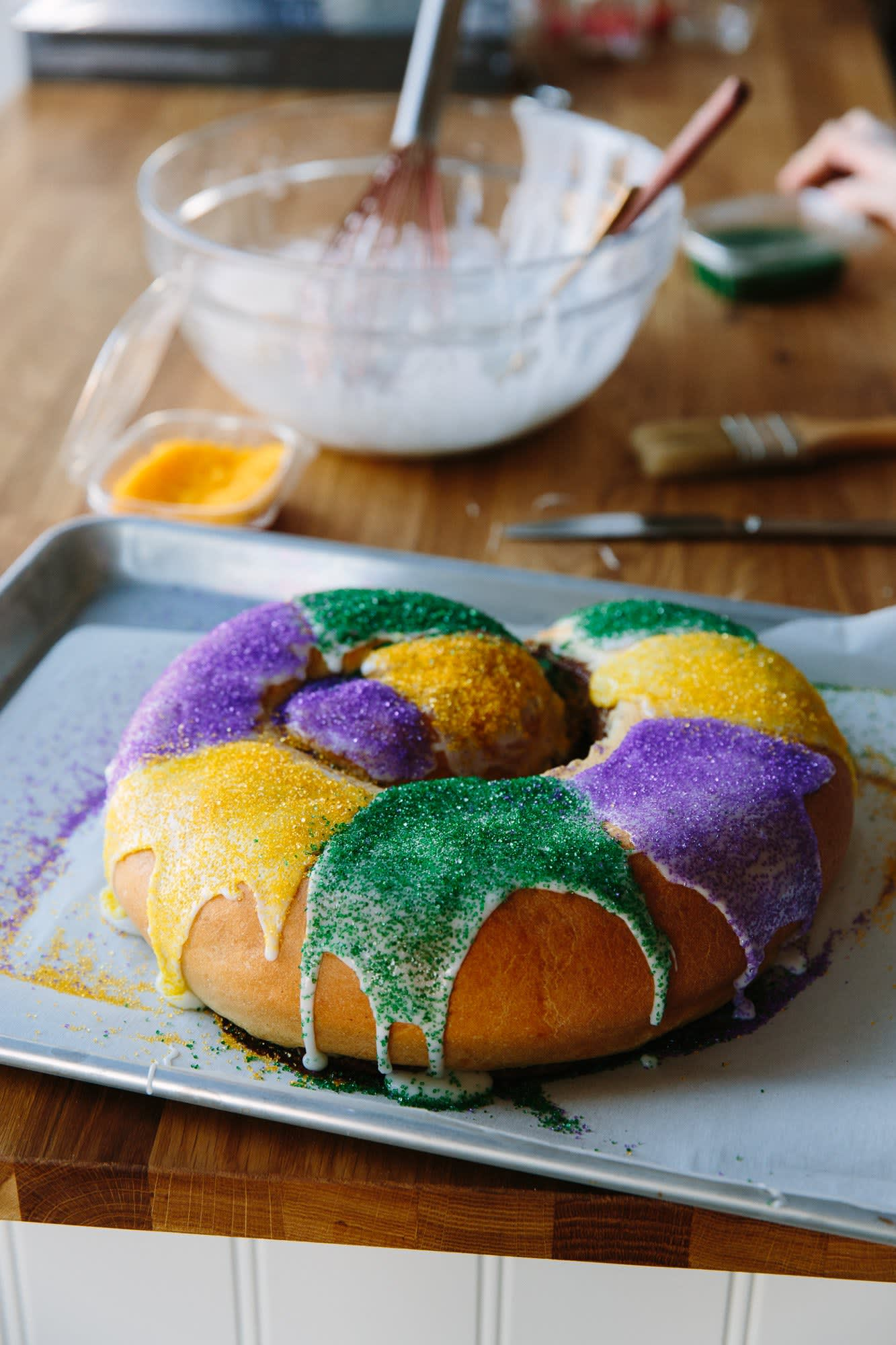 How To Make a King Cake for Mardi Gras: gallery image 17