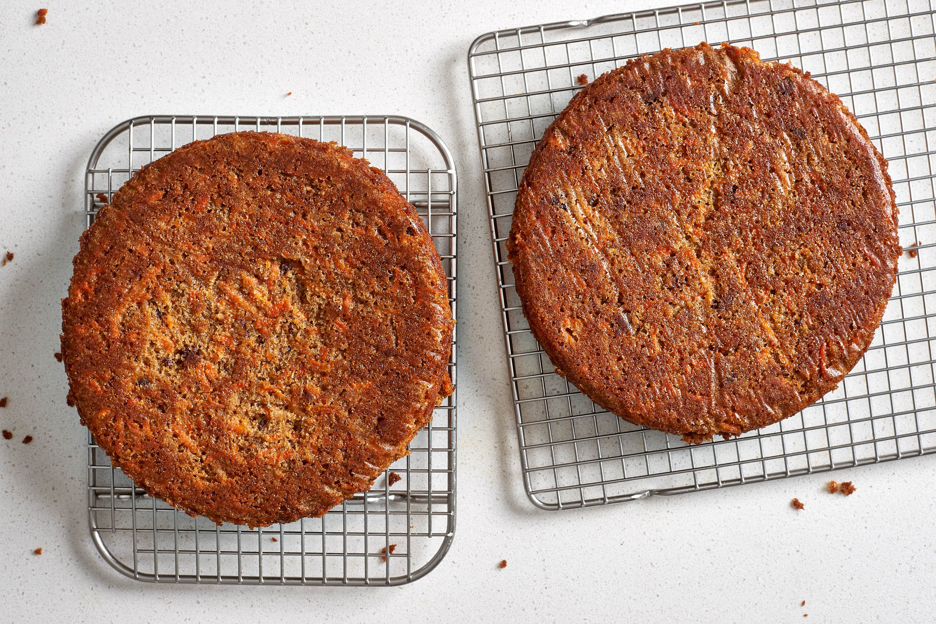 How To Make a Classic Carrot Cake with Cream Cheese Frosting: gallery image 12