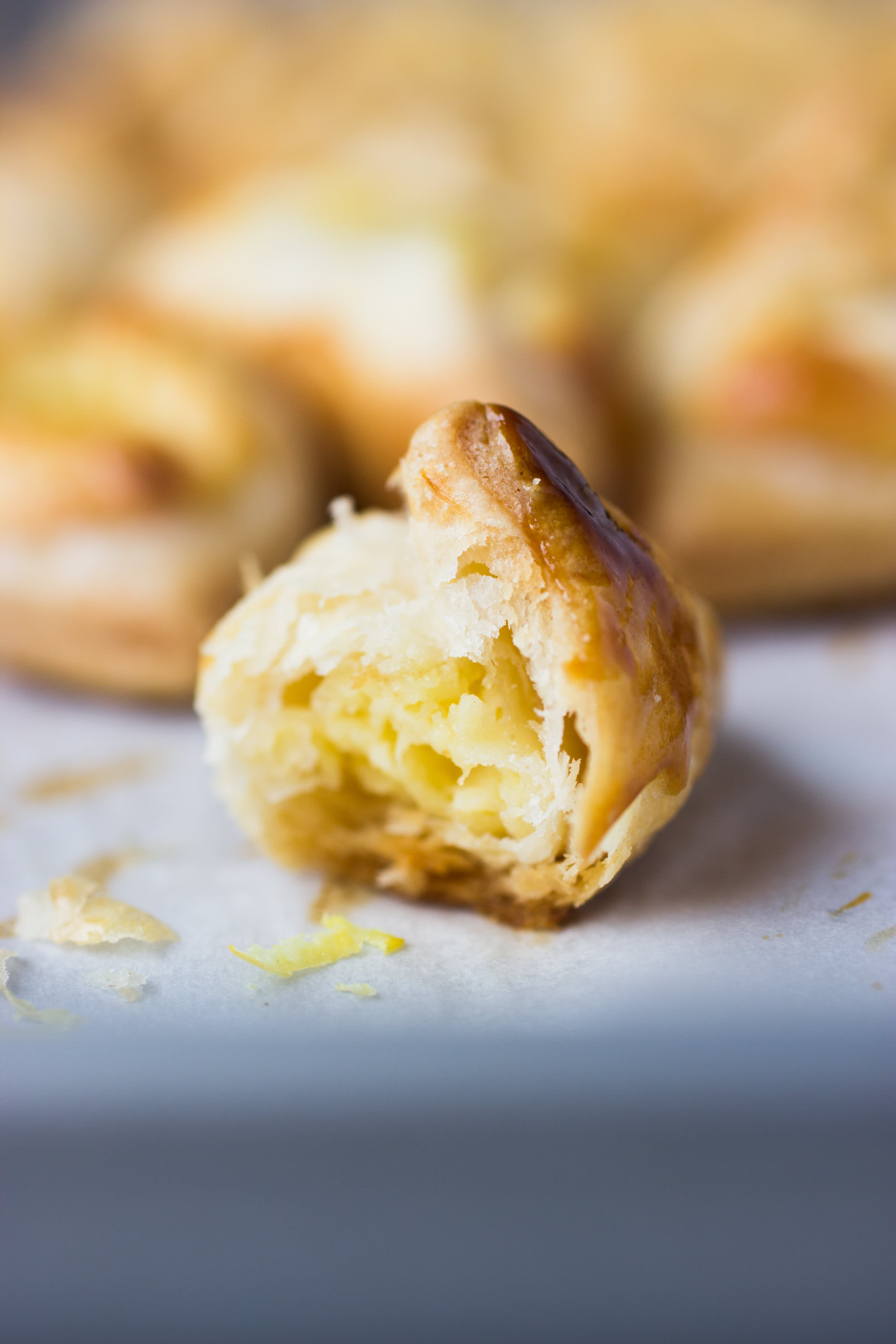 Flaky Mini Cheese Danish for a Tiny Brunch Party