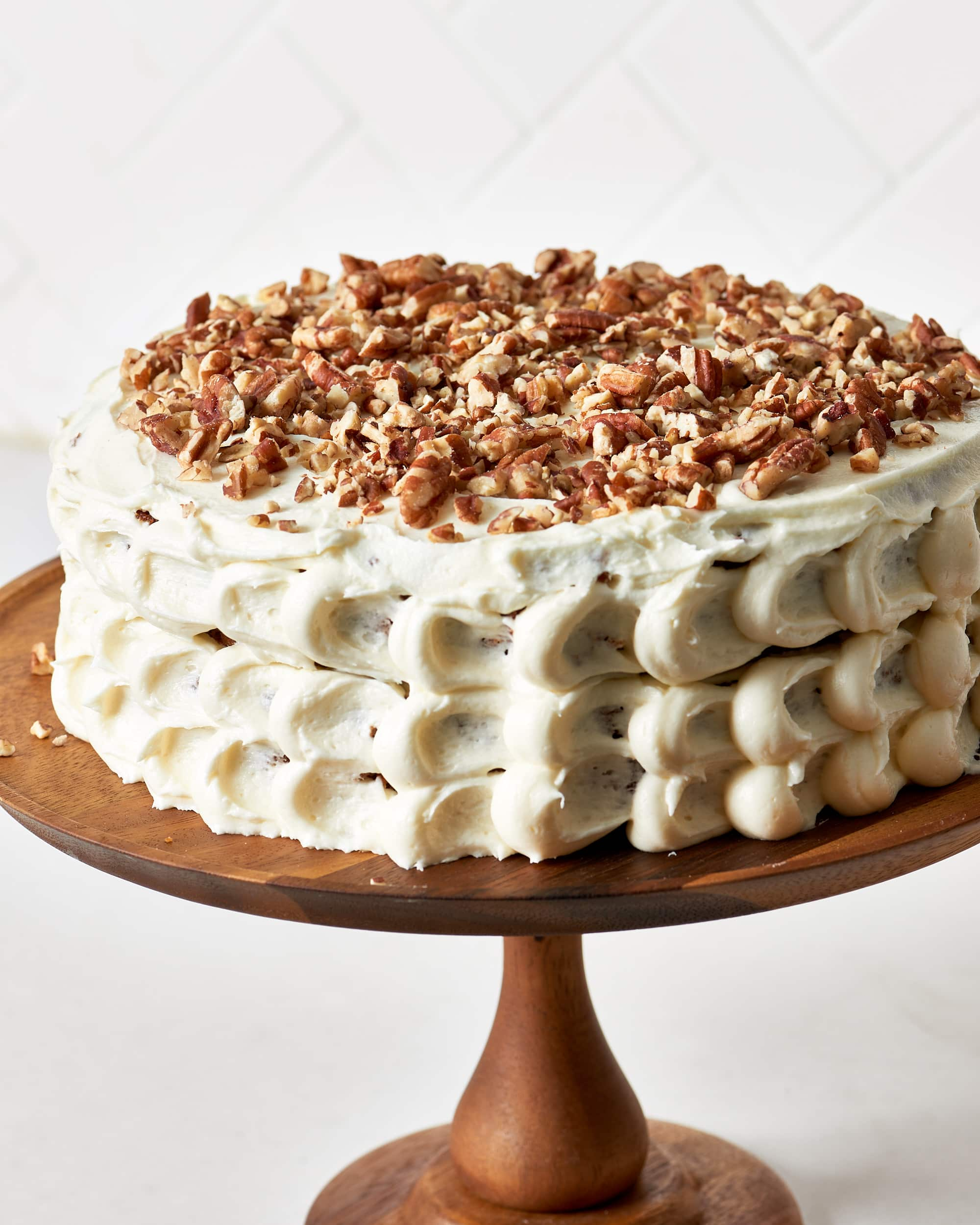 How To Make a Classic Carrot Cake with Cream Cheese Frosting: gallery image 15