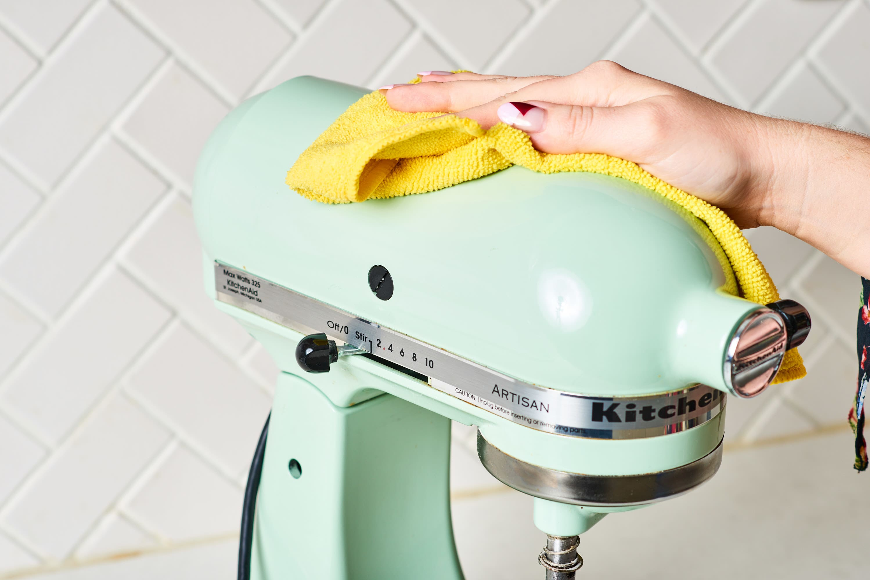 How To Clean A Stand Mixer Kitchn