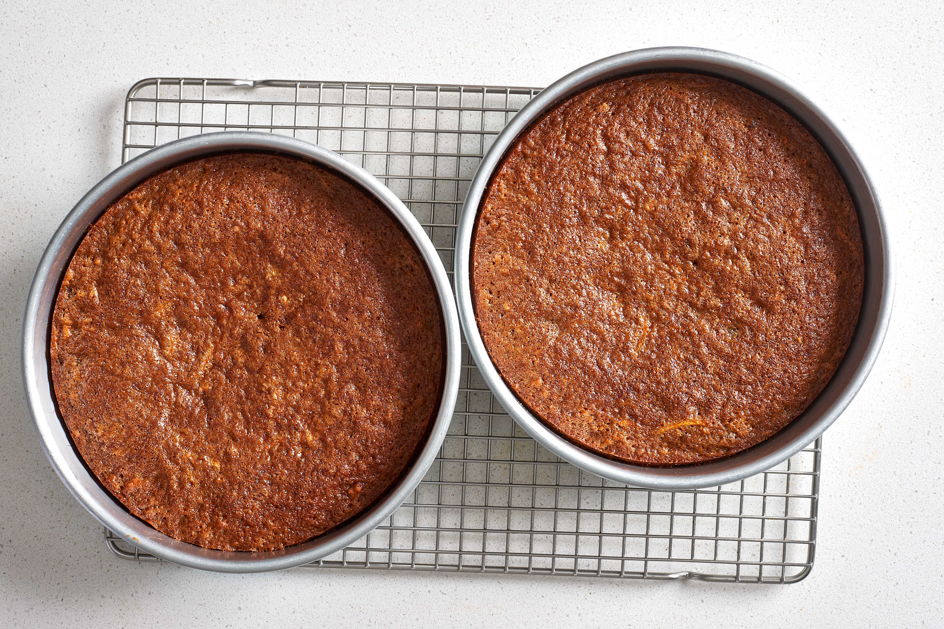 How To Make a Classic Carrot Cake with Cream Cheese Frosting: gallery image 11