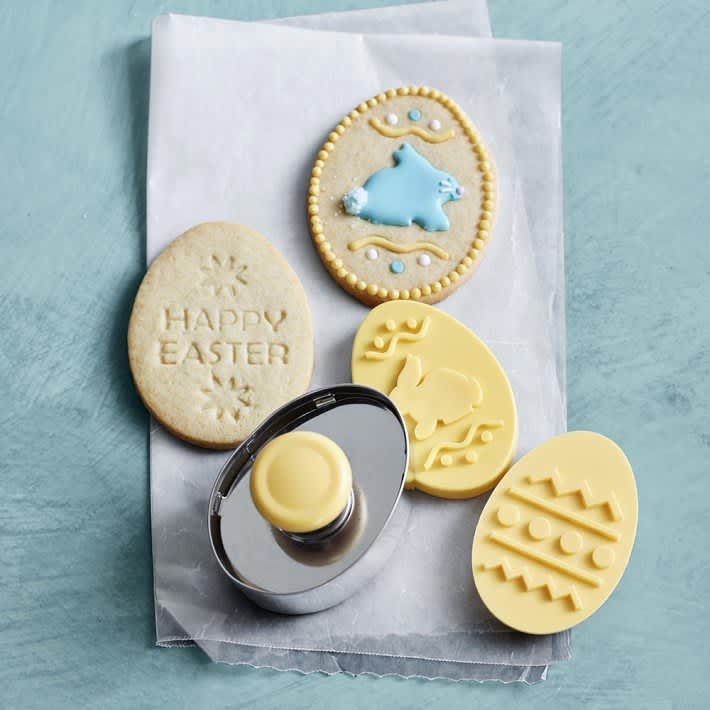 Easter Stamp Cookie Cutter Set