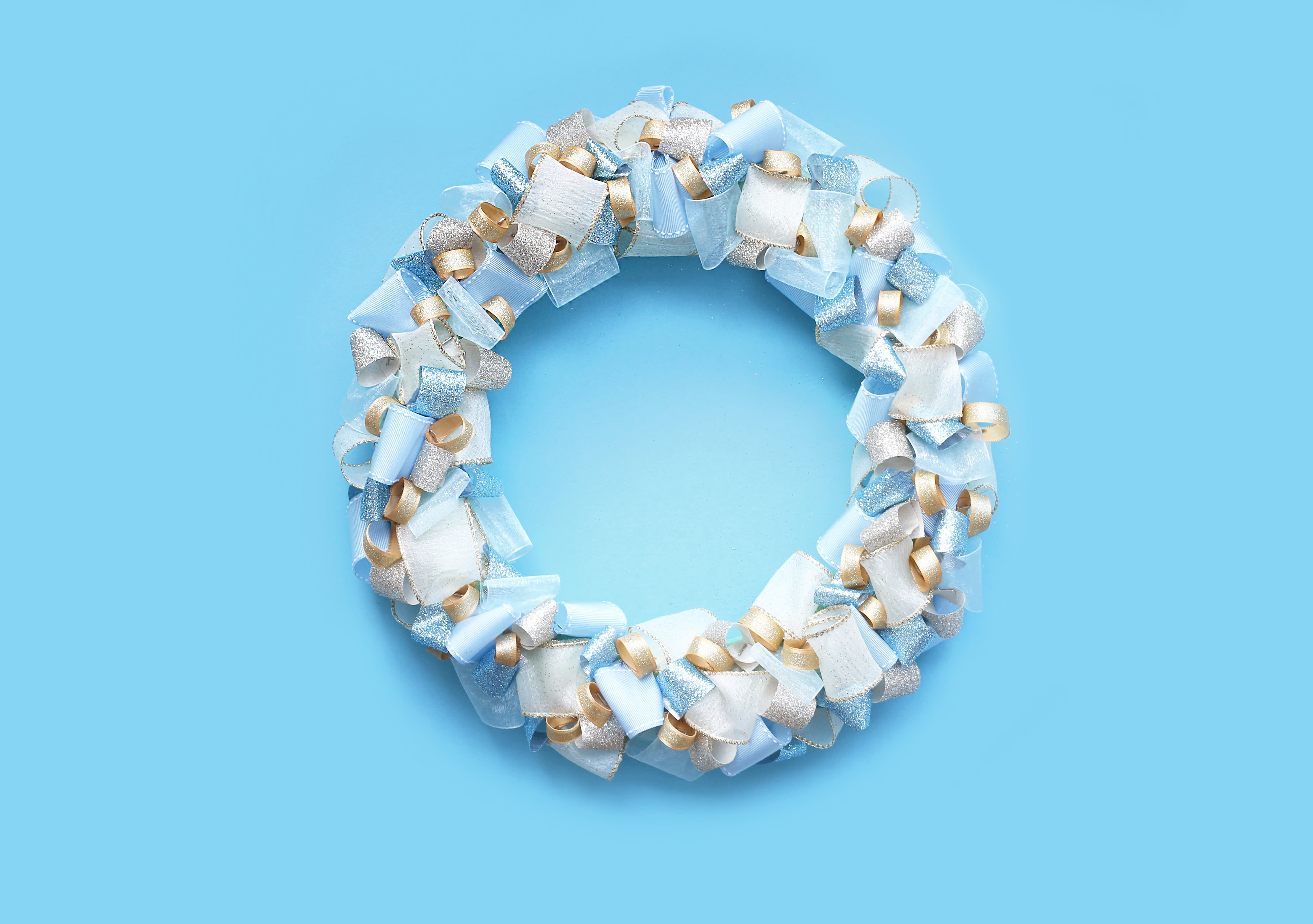 3 DIY Wreaths for Spring: gallery image 7