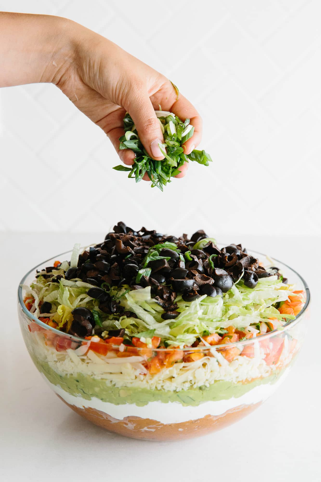 How To Make Classic 7-Layer Taco Dip: gallery image 4