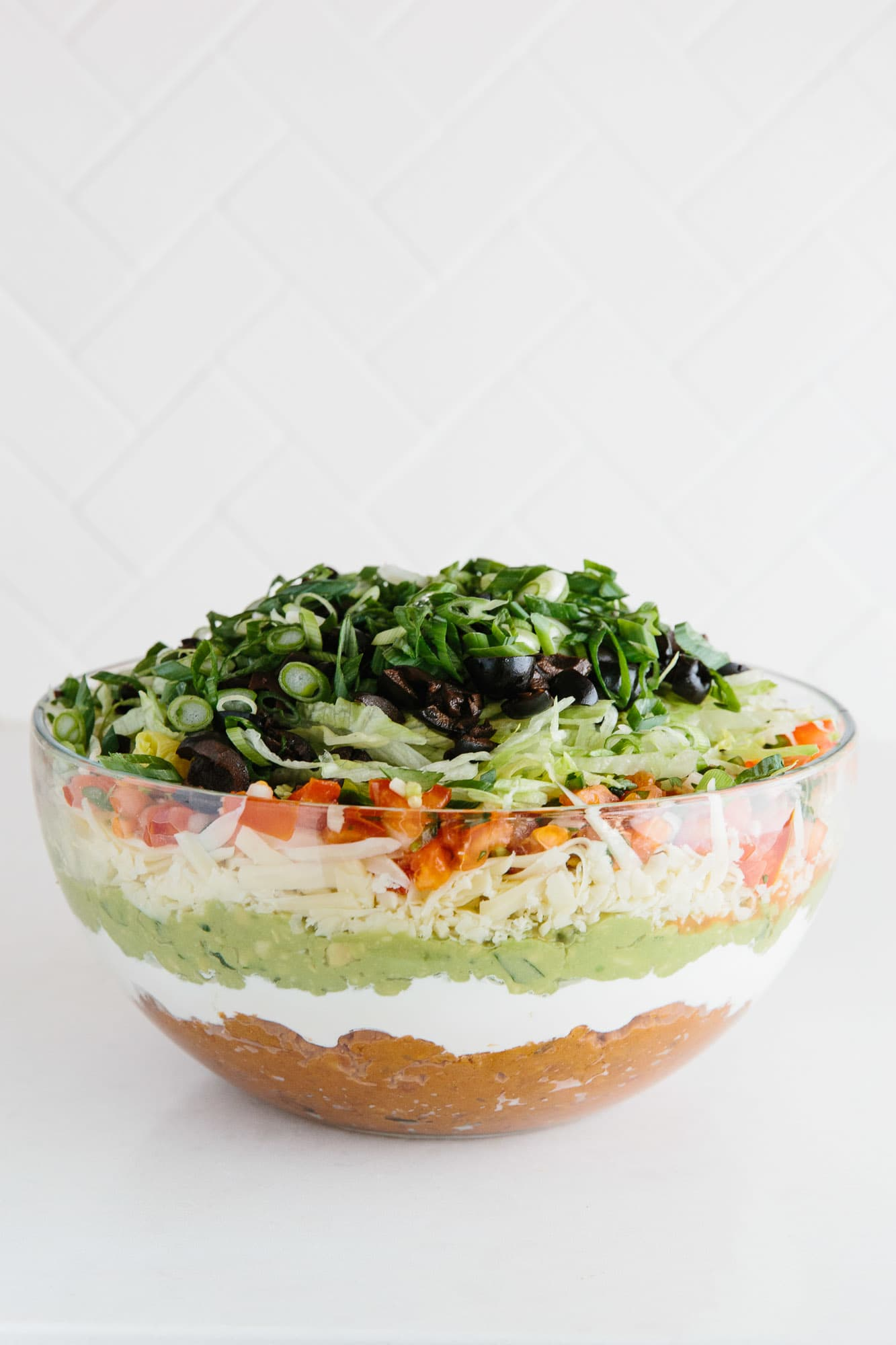 How To Make Classic 7-Layer Taco Dip: gallery image 5