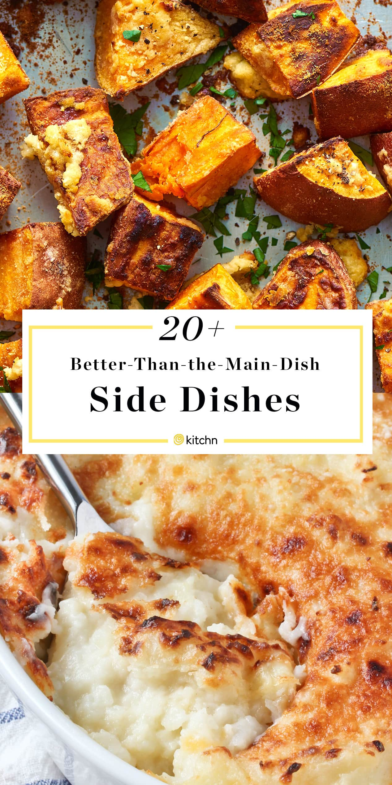 Sides That Are Better Than the Main Dish