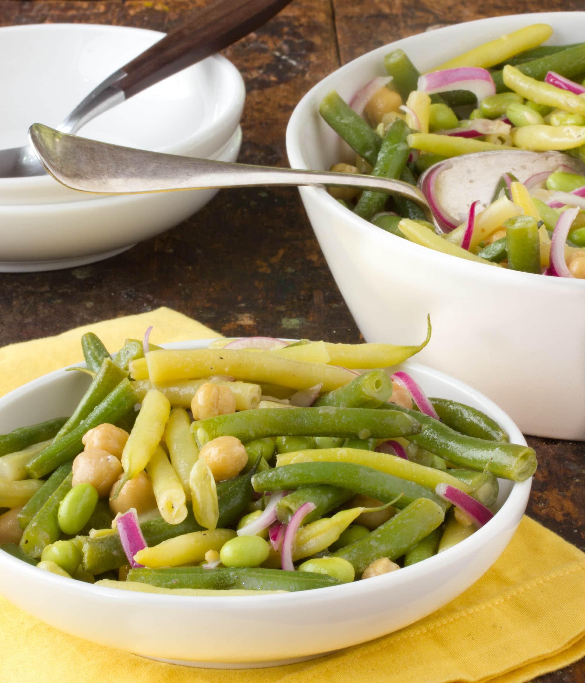 Potluck Recipe: Four Bean Salad