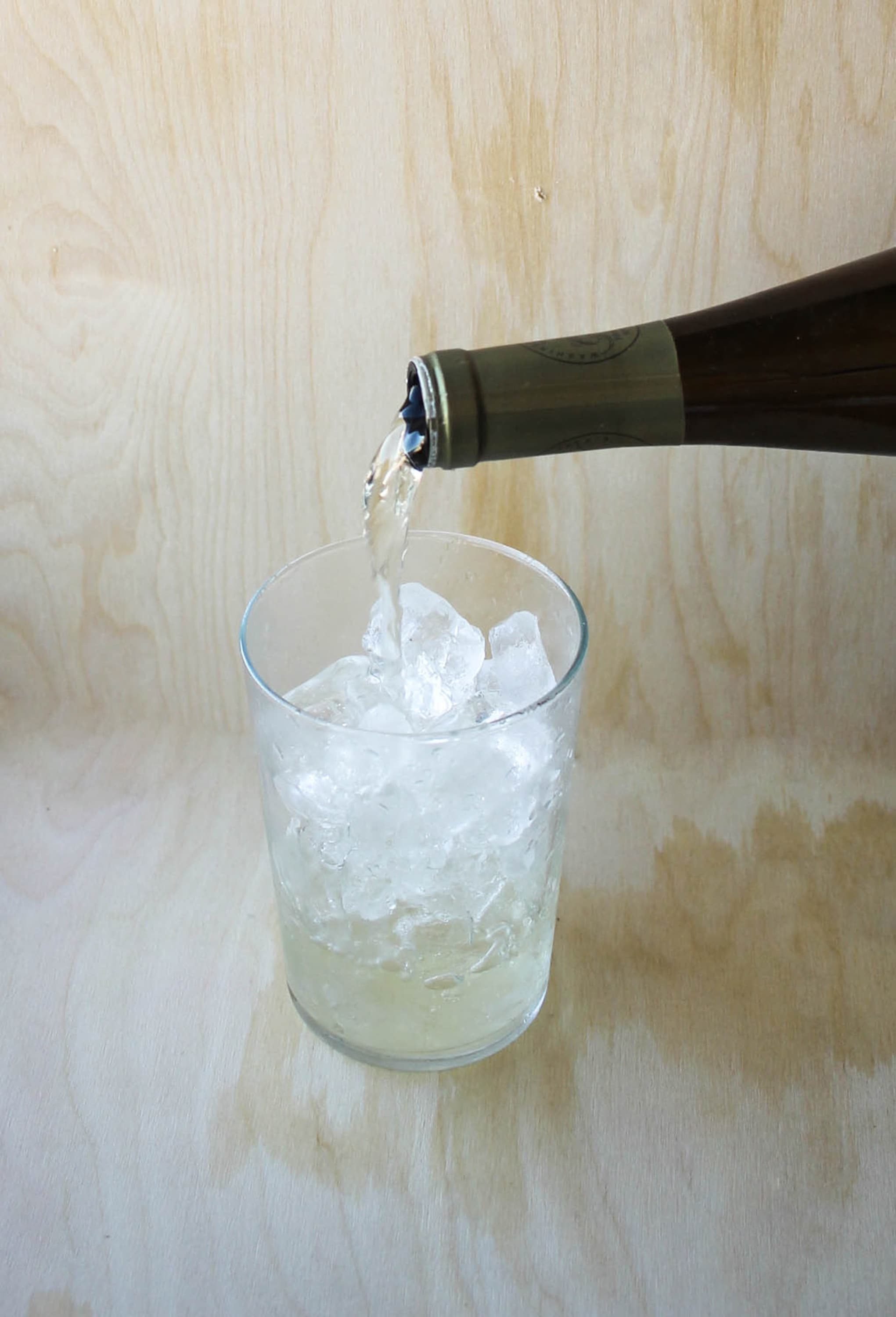 How To Turn a $5 Bottle of Wine into a Wine Cooler: gallery image 1