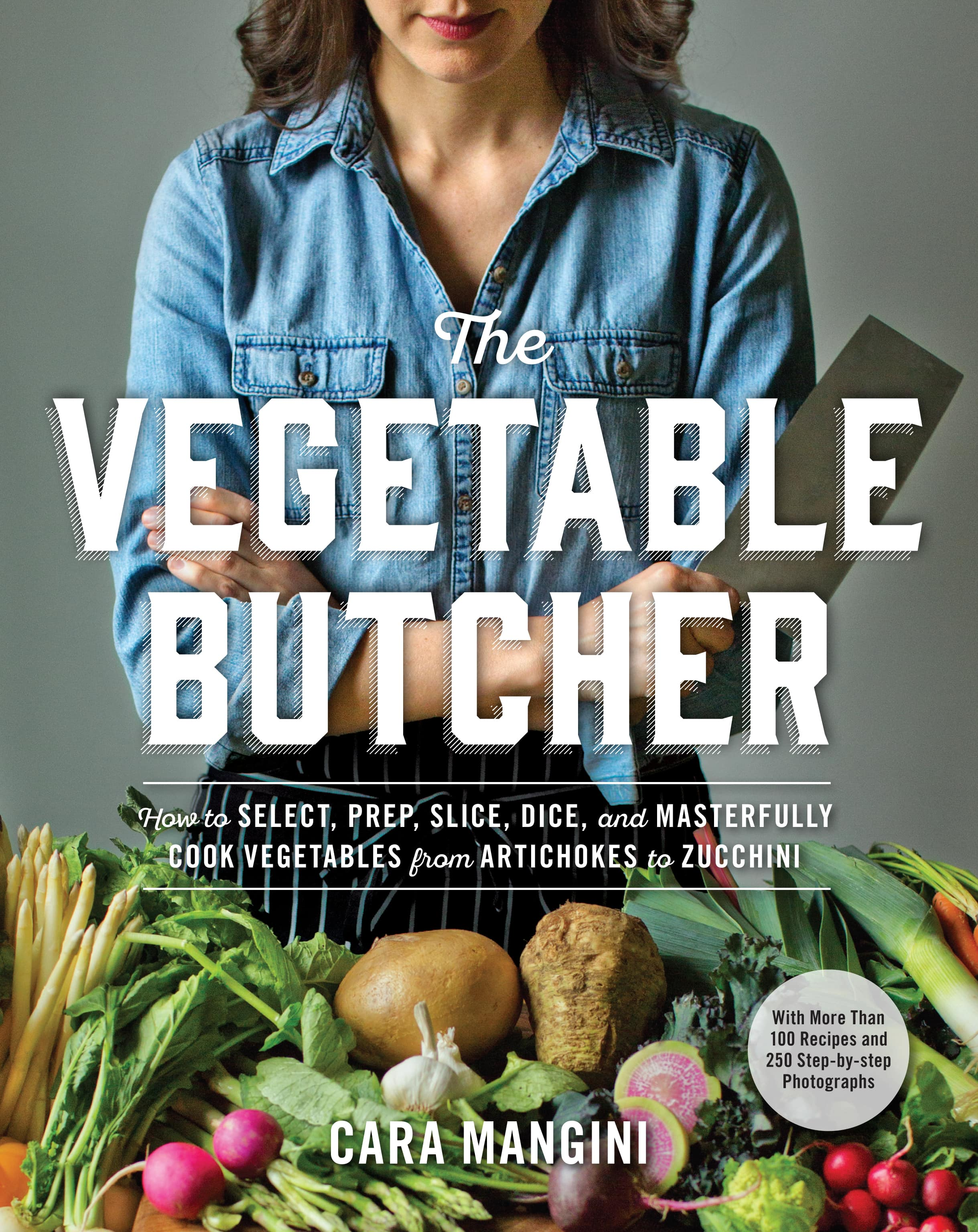 The Vegetable Butcher Book Cover