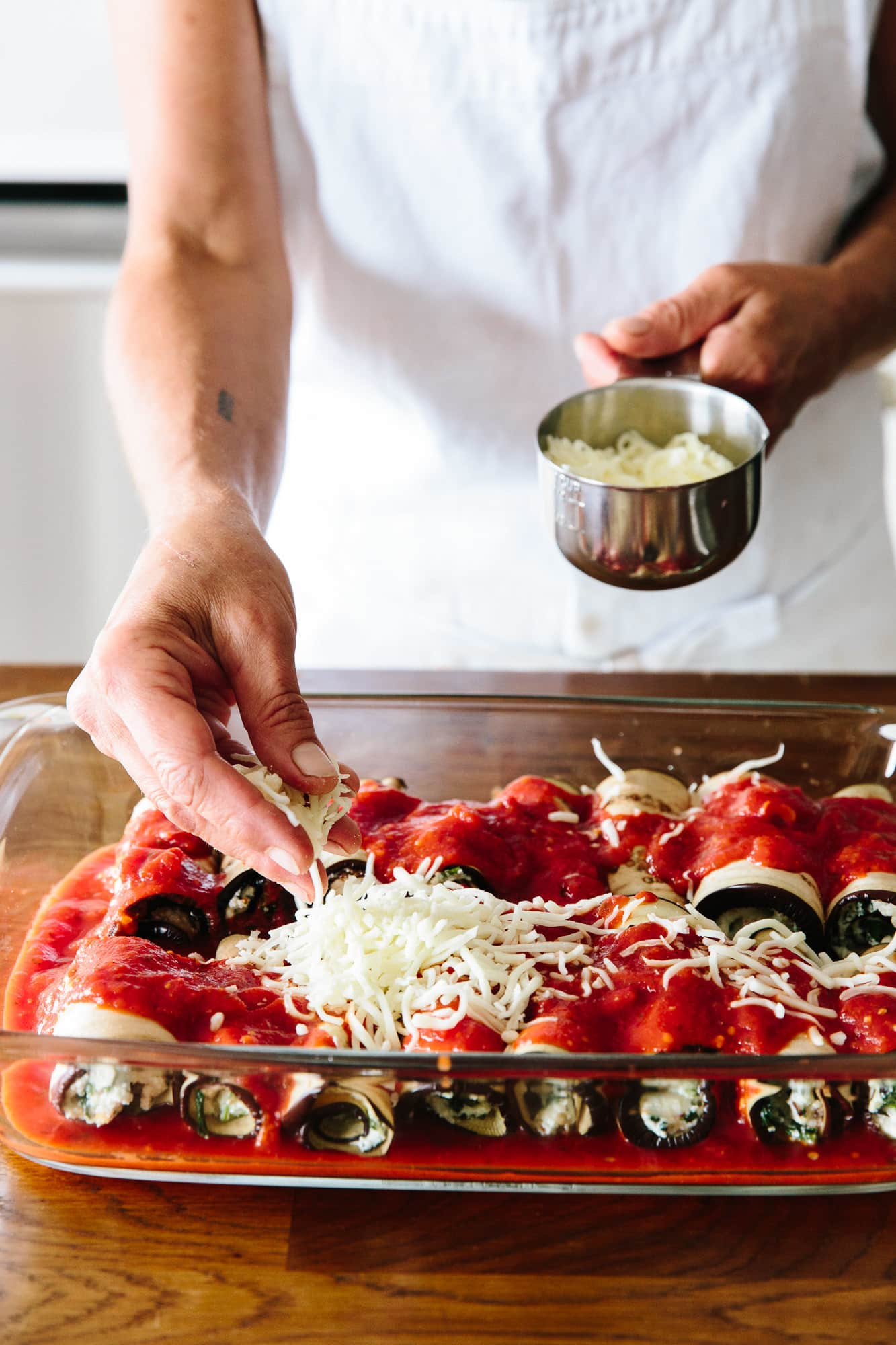 How To Make Eggplant Rollatini: gallery image 6