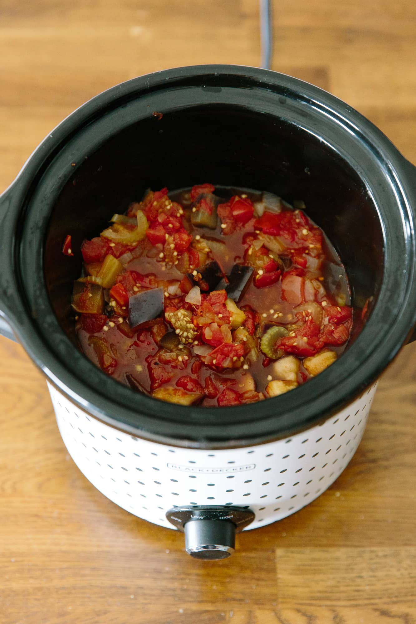 How To Make Slow-Cooker Caponata: gallery image 1