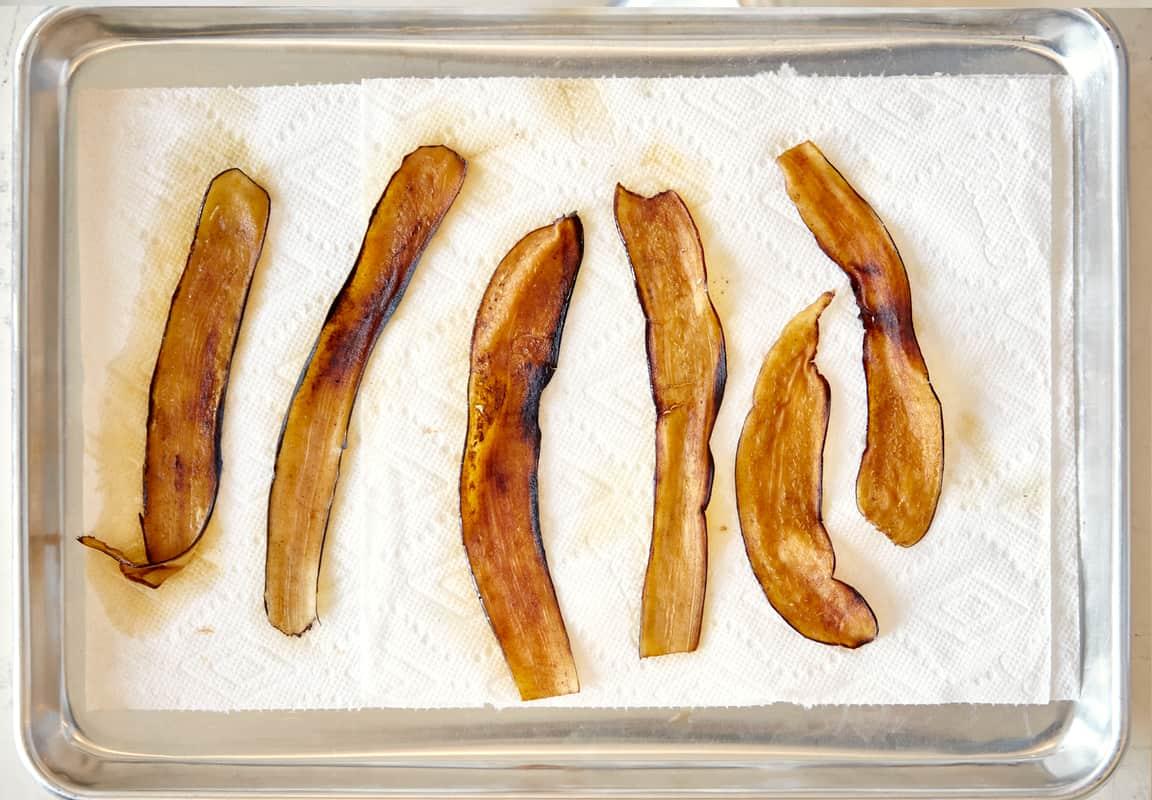 How To Make Eggplant Bacon
