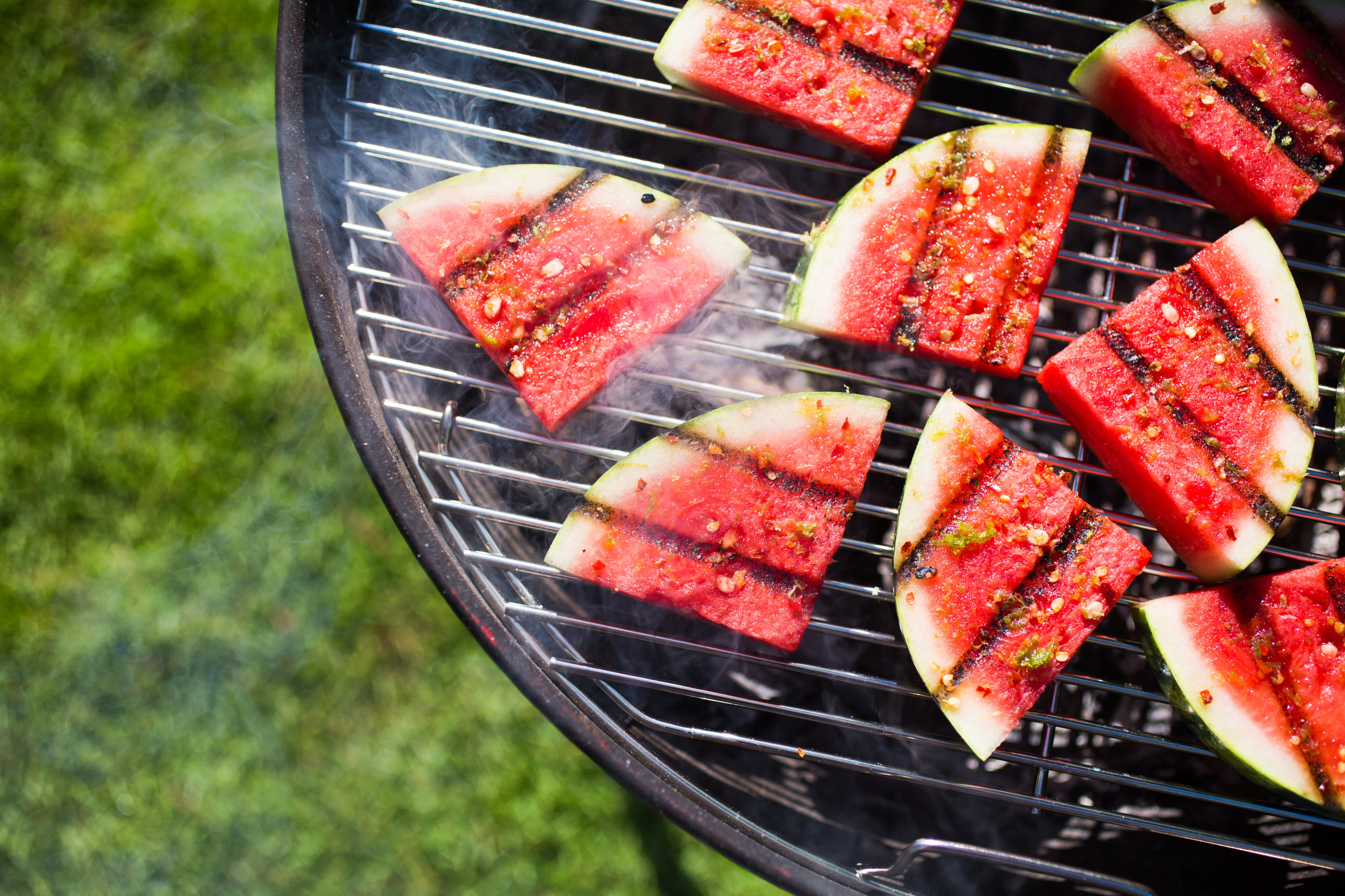 How To Grill Watermelon: gallery image 3