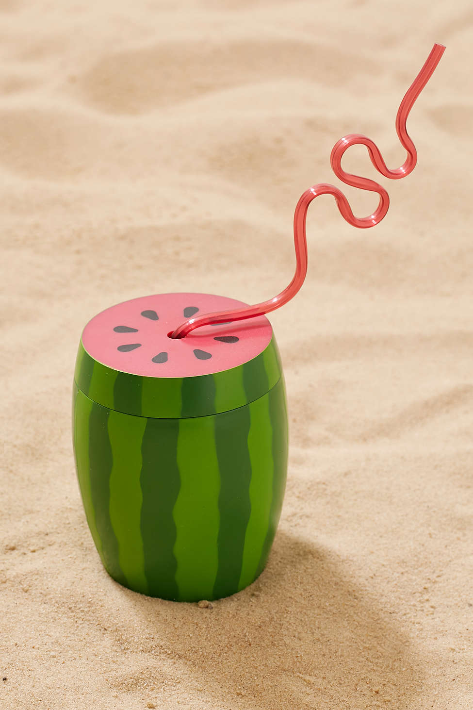 Watermelon Sipper Cup   Urban Outfitters