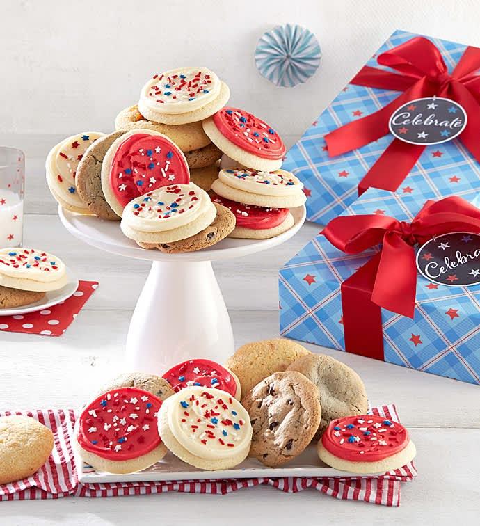 Americana Cookie Set