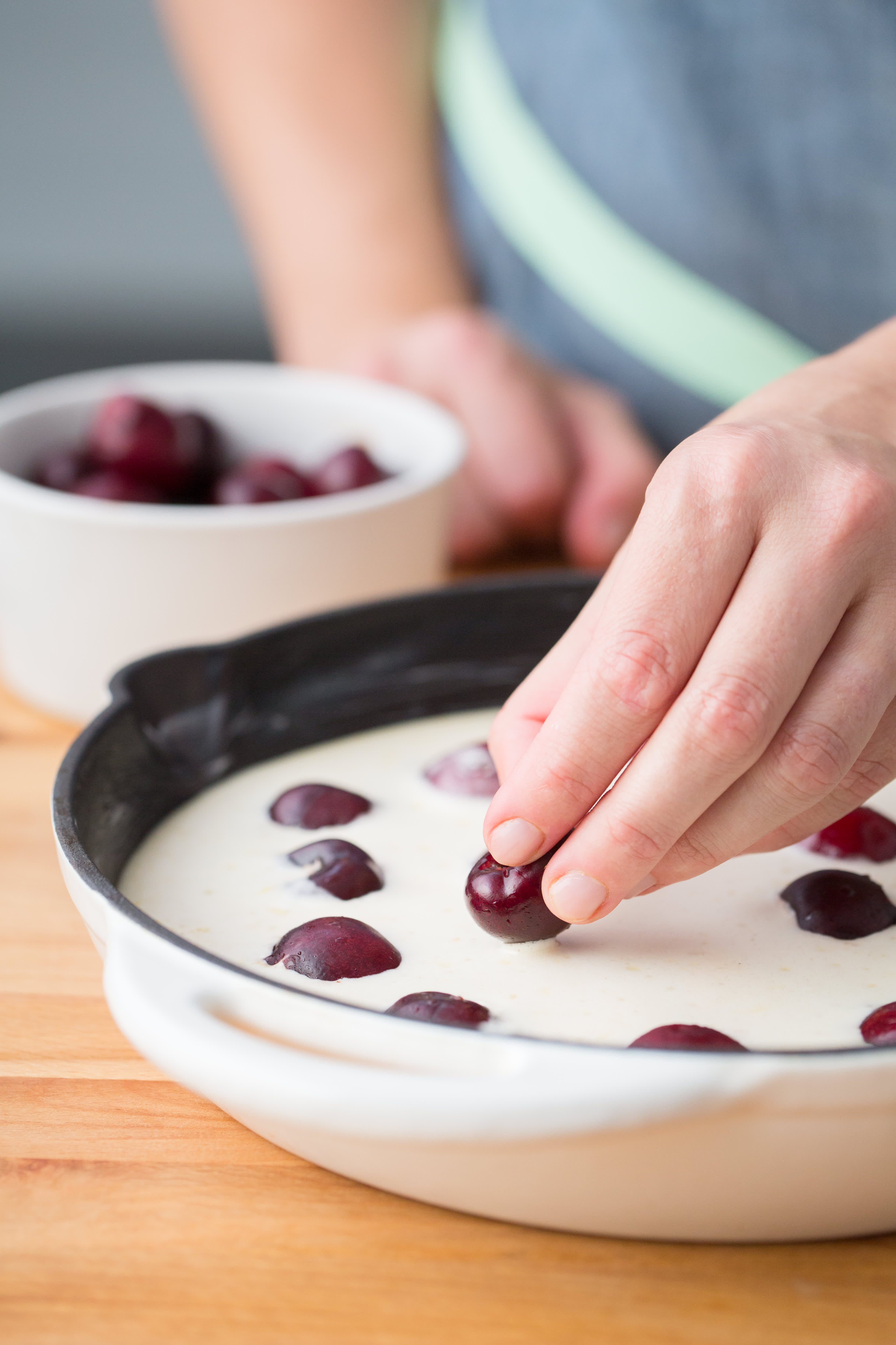How To Make Fruit Clafoutis: gallery image 6