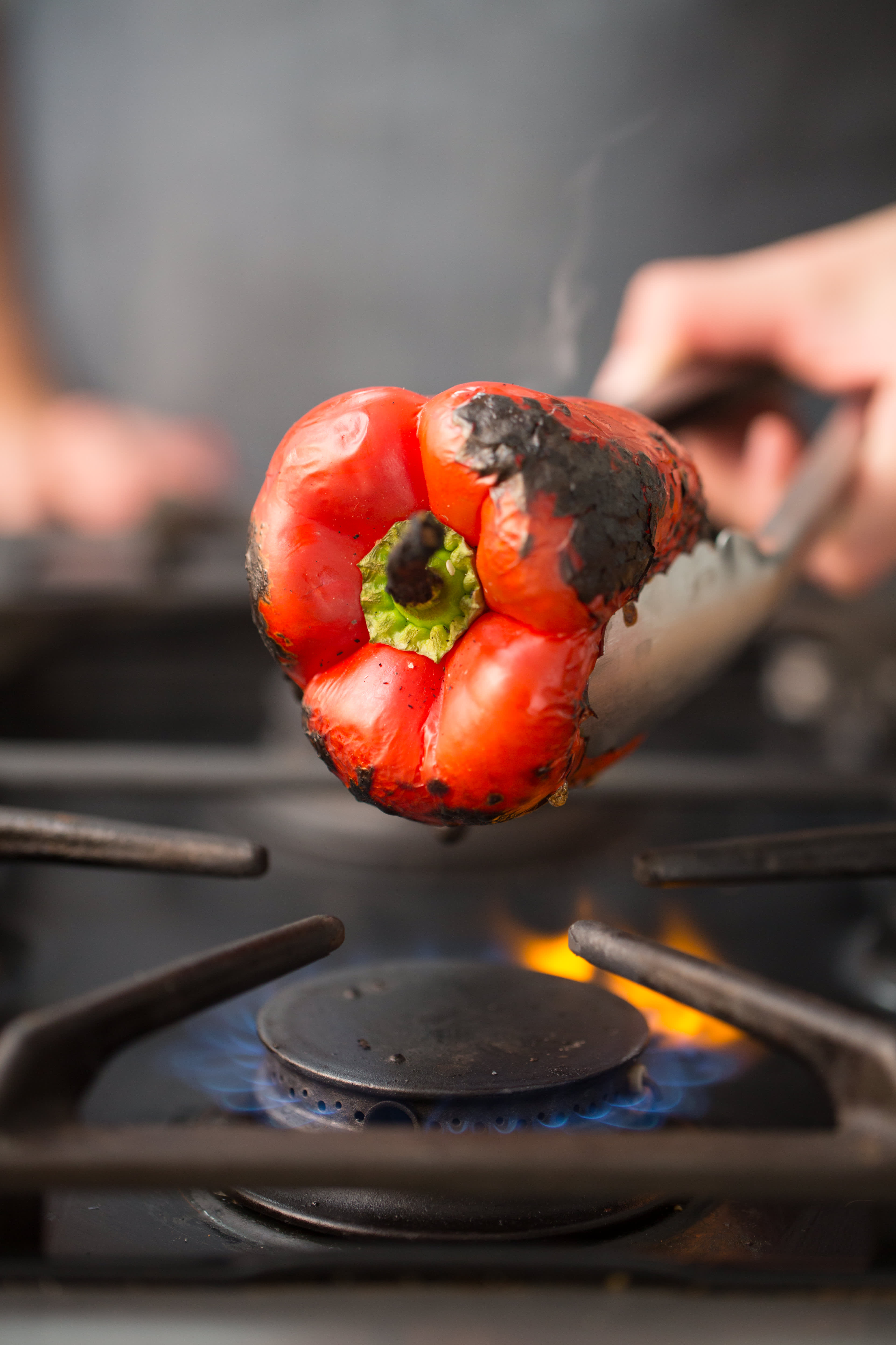 How To Roast Peppers, 3 Ways: gallery image 1